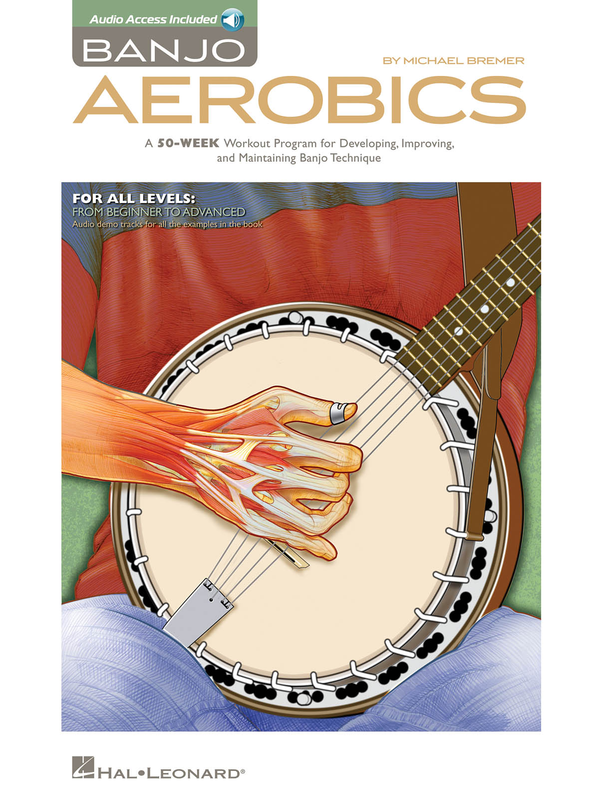 Banjo Aerobics: Banjo: Instrumental Tutor