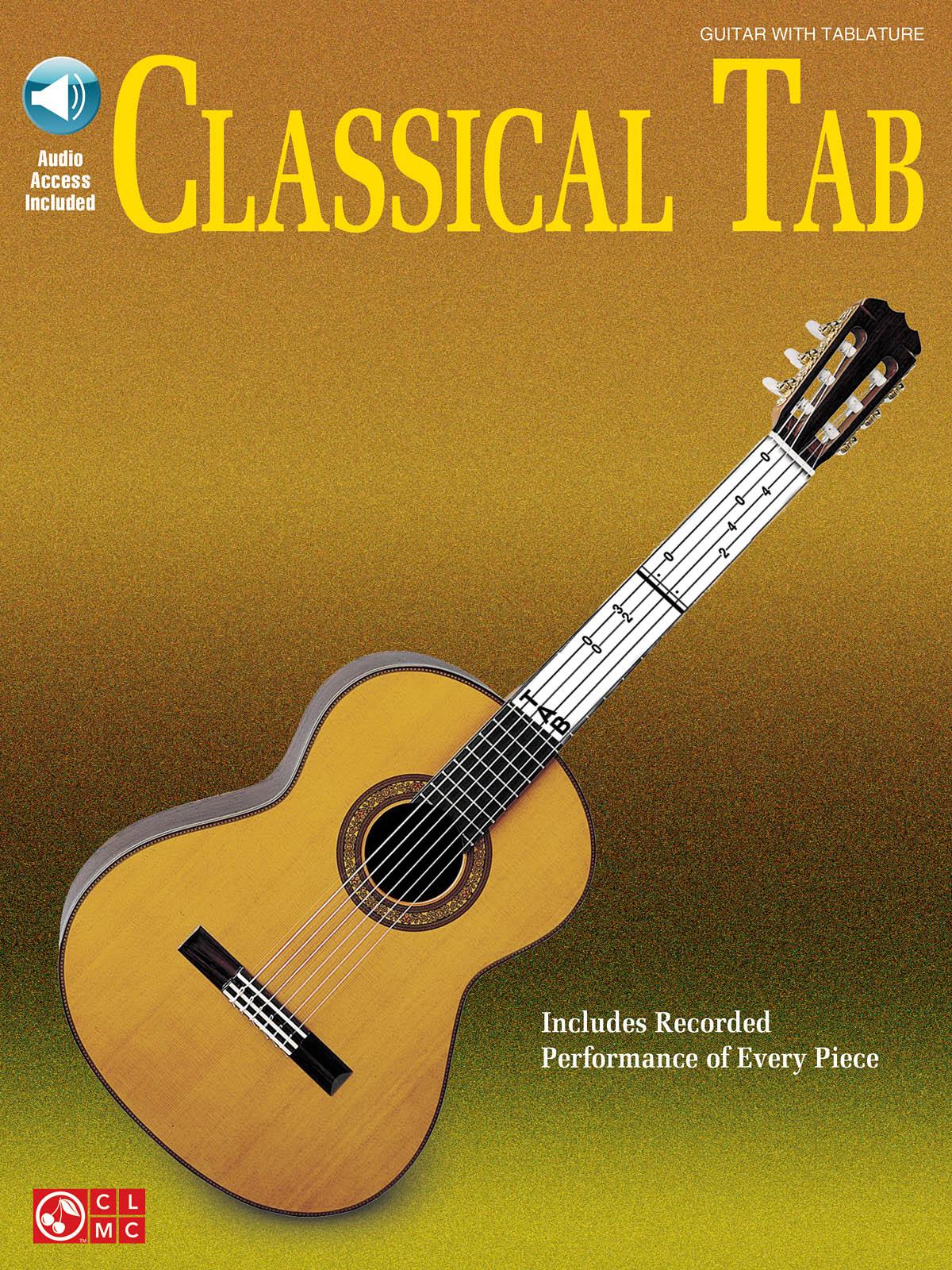 Classical Tab: Guitar Solo: Instrumental Album