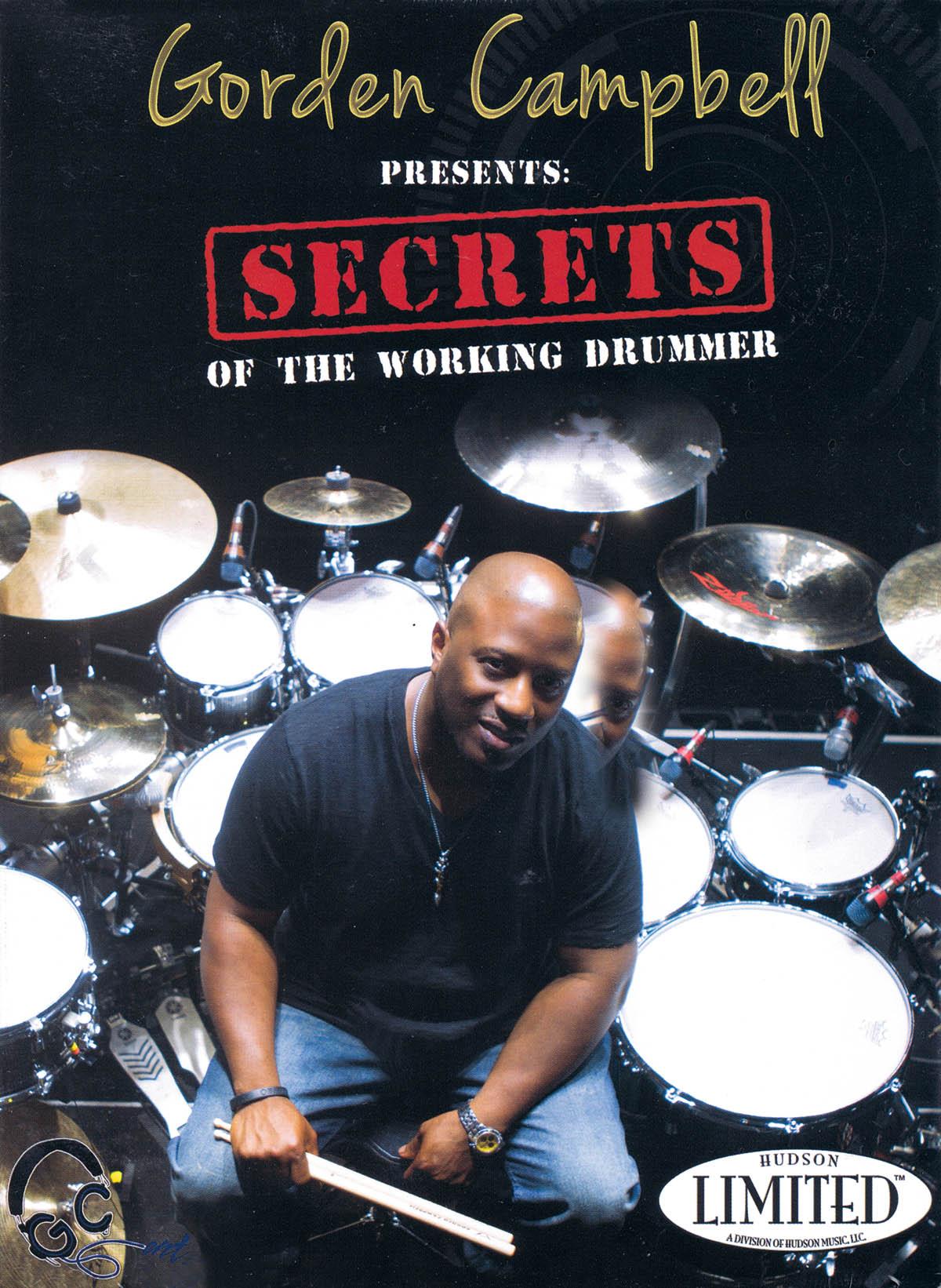 Gorden Campbell: Secrets of the Working Drummer: Drums: Instrumental Tutor
