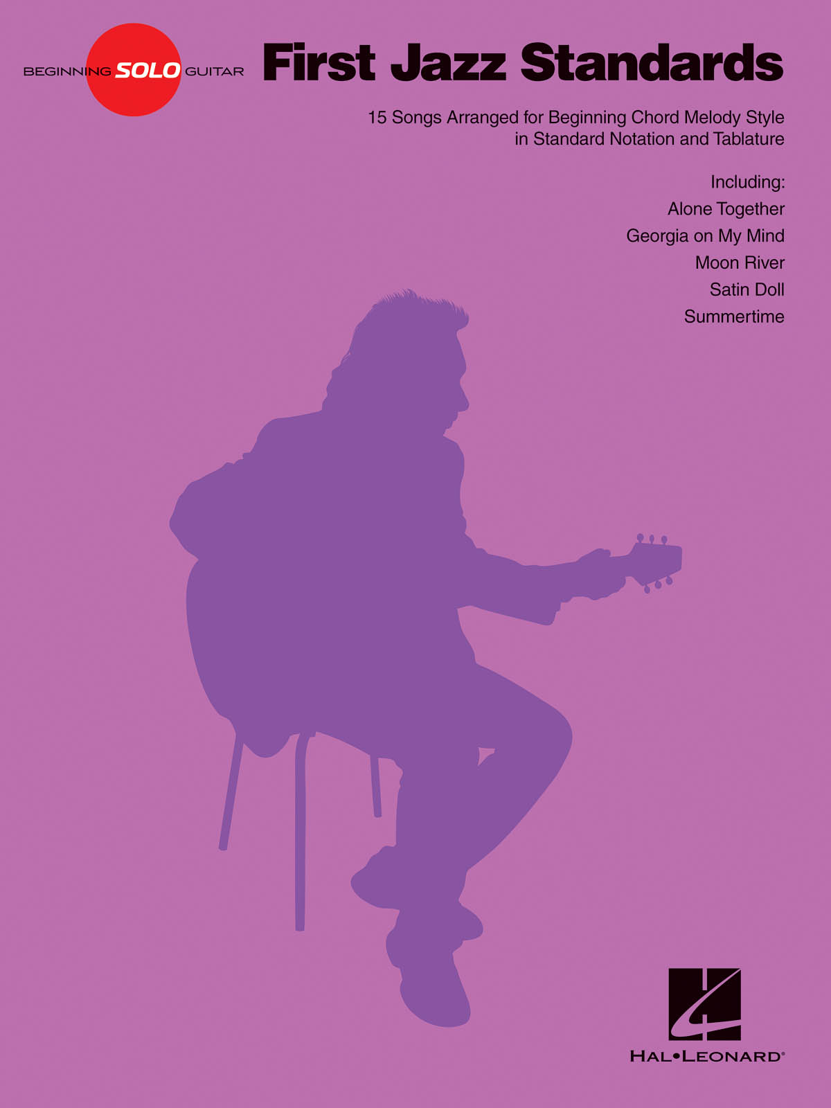 First Jazz Standards: Guitar Solo: Mixed Songbook