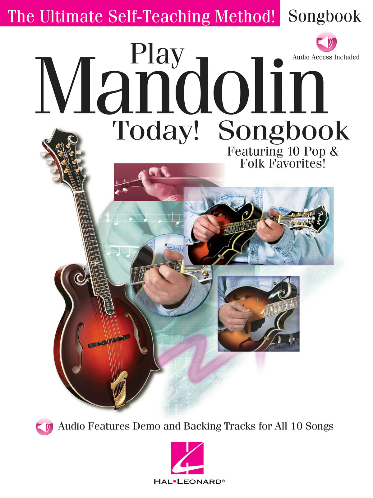 Play Mandolin Today! Songbook: Mandolin: Instrumental Album