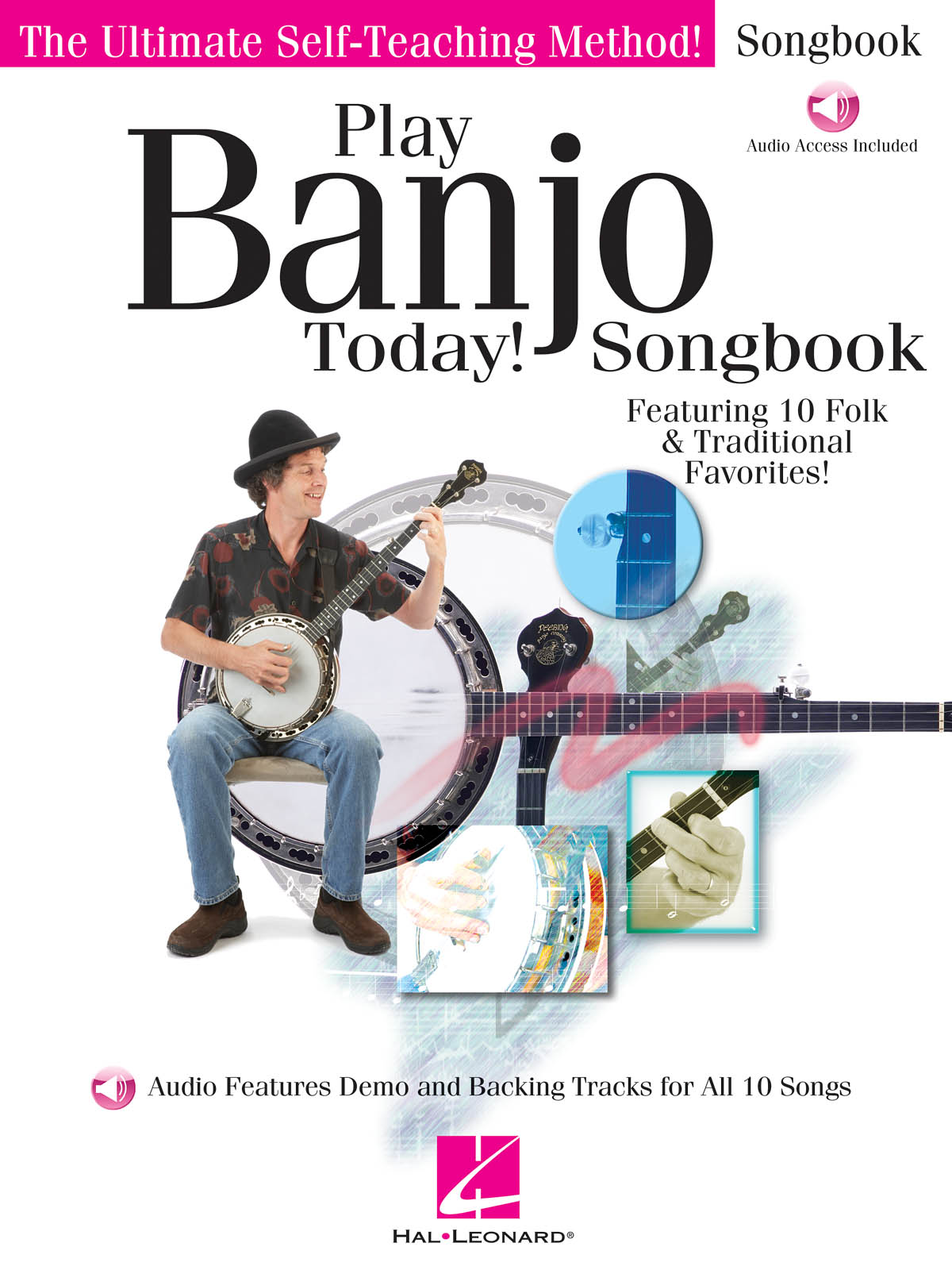 Play Banjo Today! Songbook: Banjo: Instrumental Album