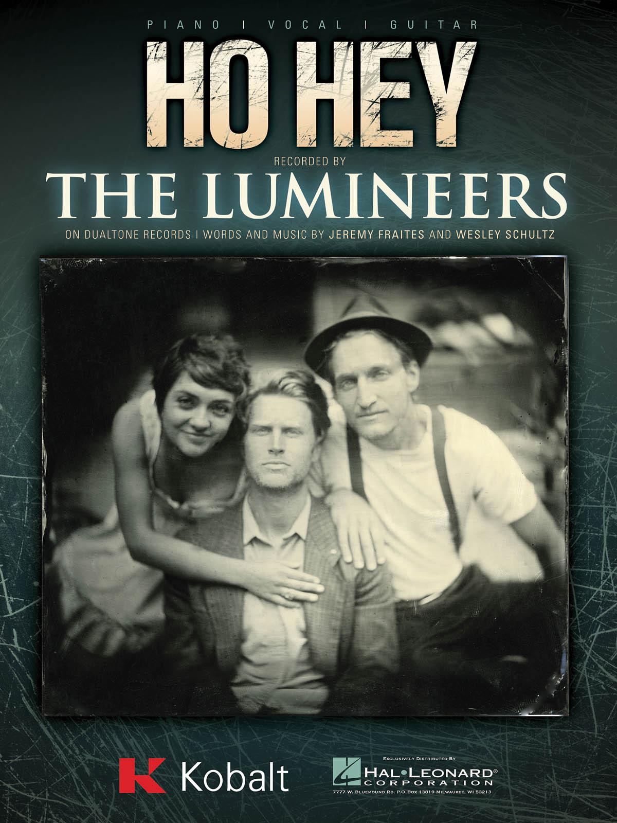 The Lumineers: Ho Hey: Vocal & Piano: Single Sheet