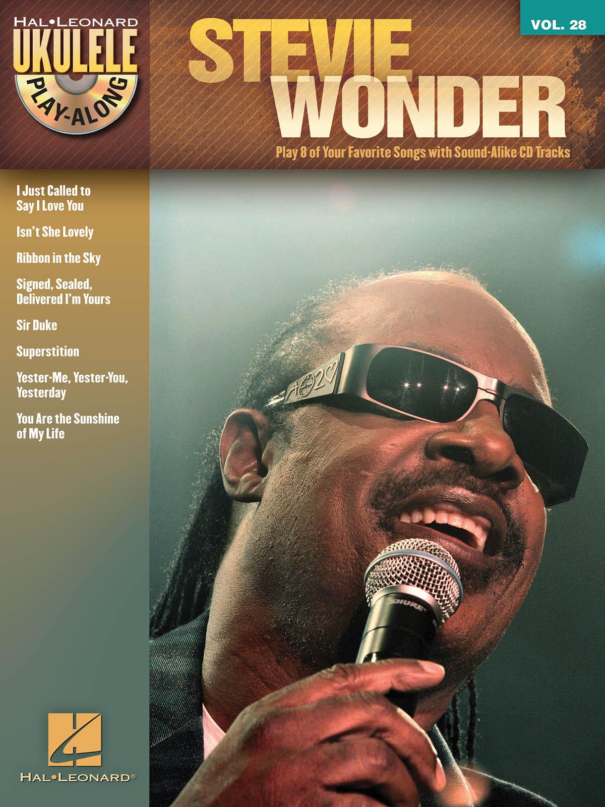 Stevie Wonder: Stevie Wonder: Ukulele Solo: Instrumental Album