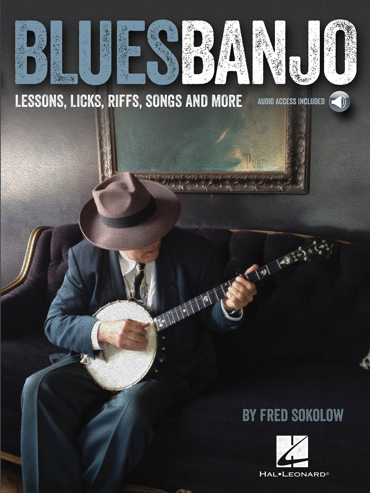 Blues Banjo: Banjo: Instrumental Tutor