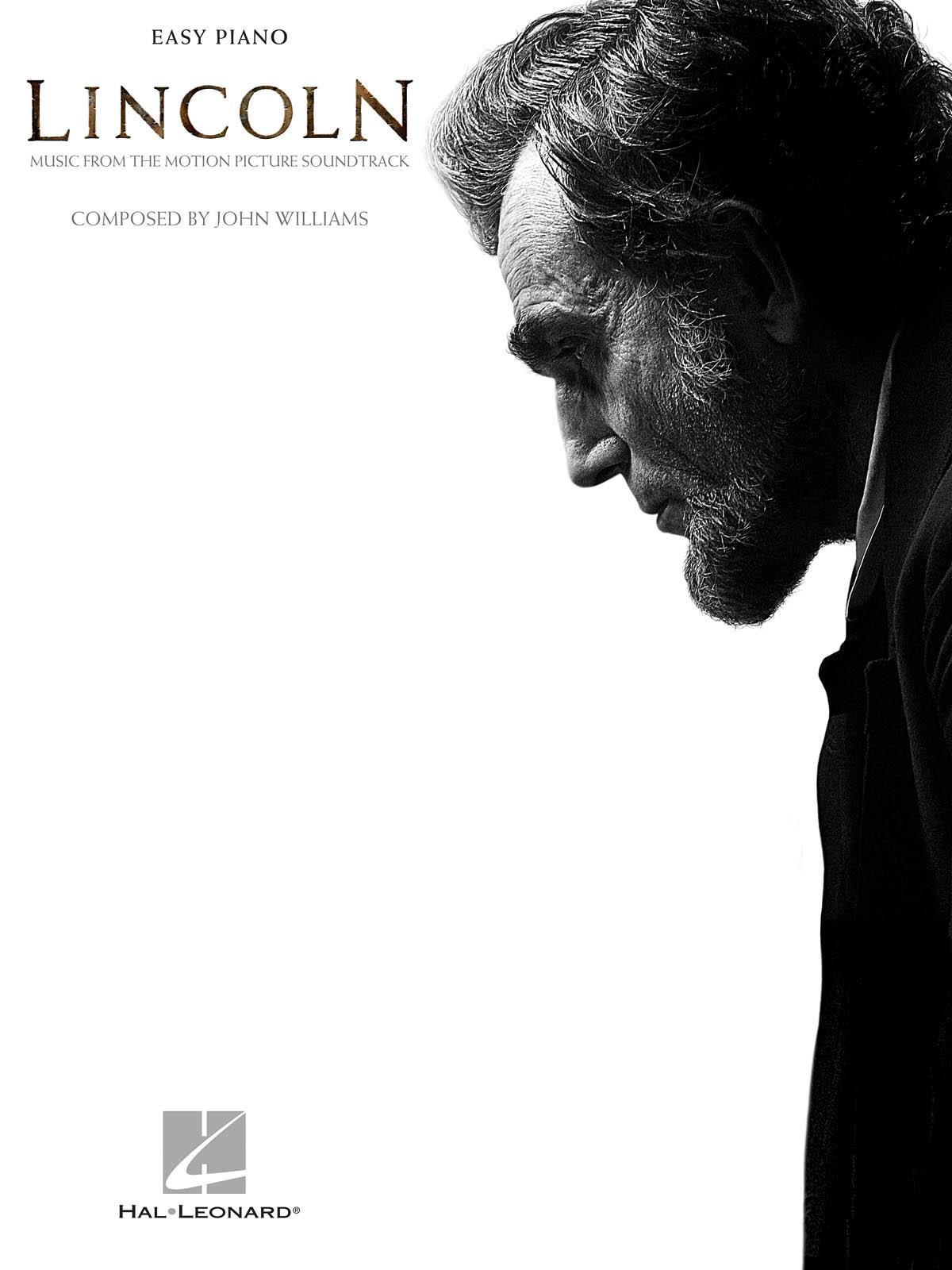 John Williams: Lincoln (Easy Piano): Piano: Album Songbook