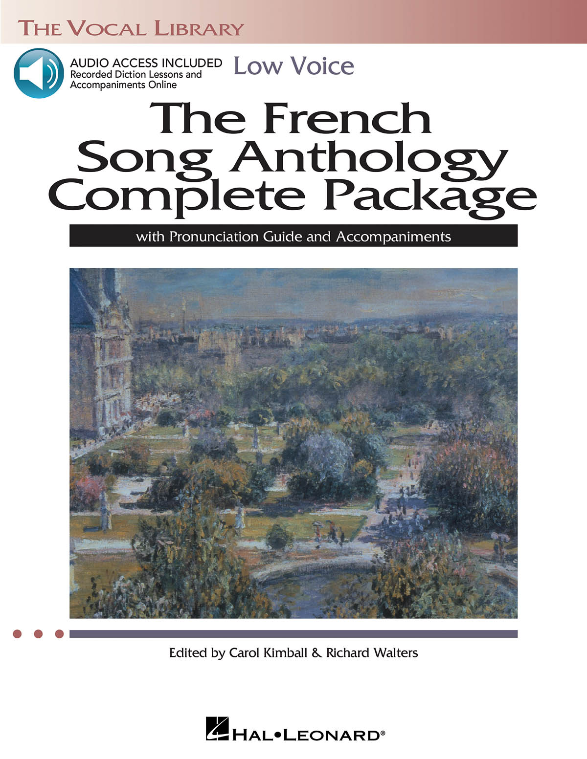 The French Song Anthology Complete Package: Vocal Solo: Vocal Collection