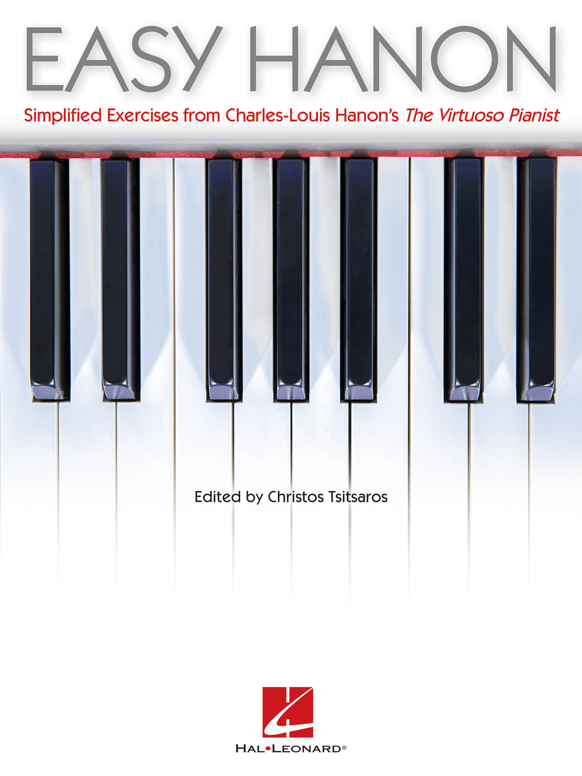 Charles-Louis Hanon: Easy Hanon: Piano: Instrumental Album