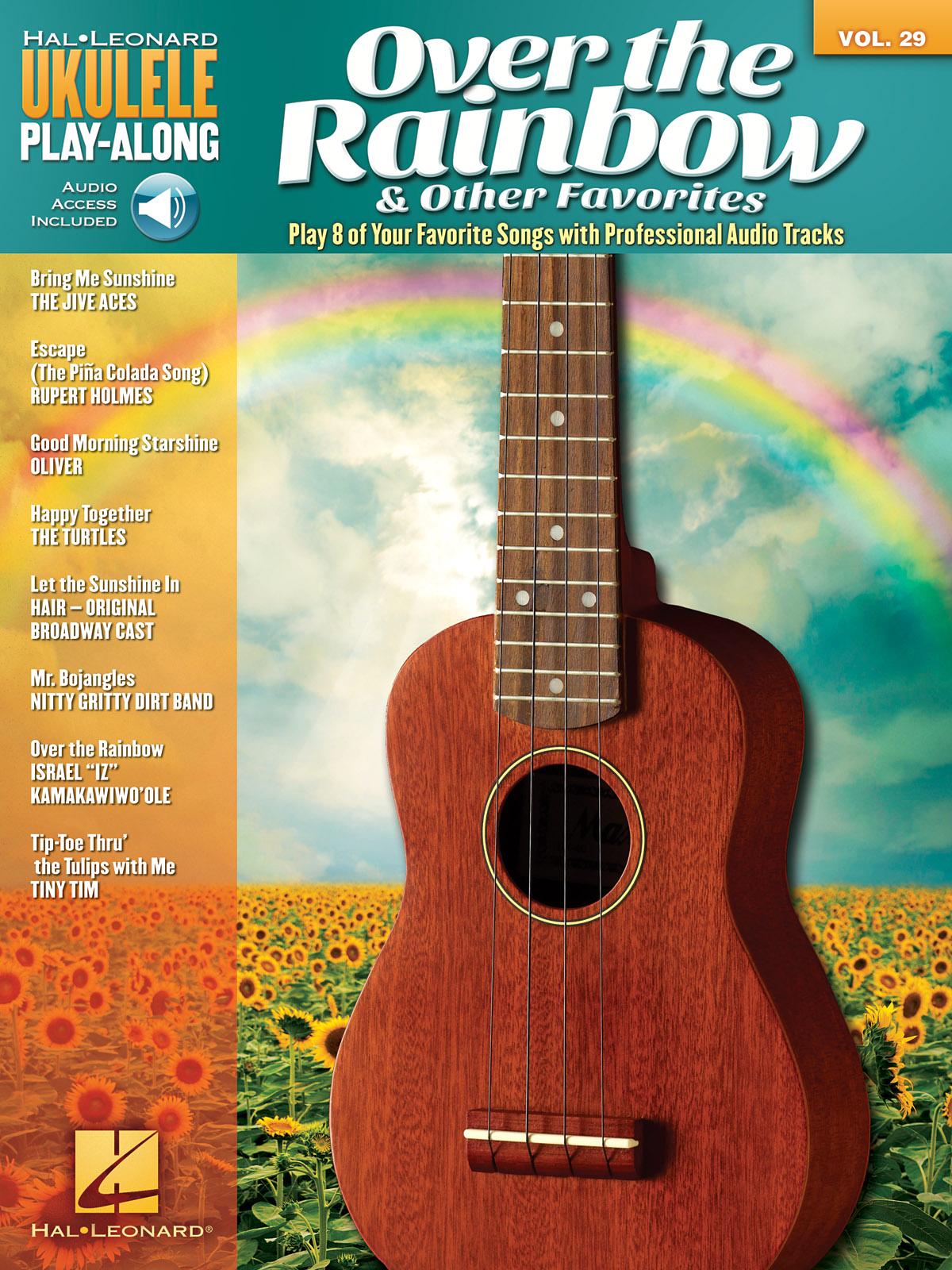 Over the Rainbow & Other Favorites: Ukulele: Instrumental Album