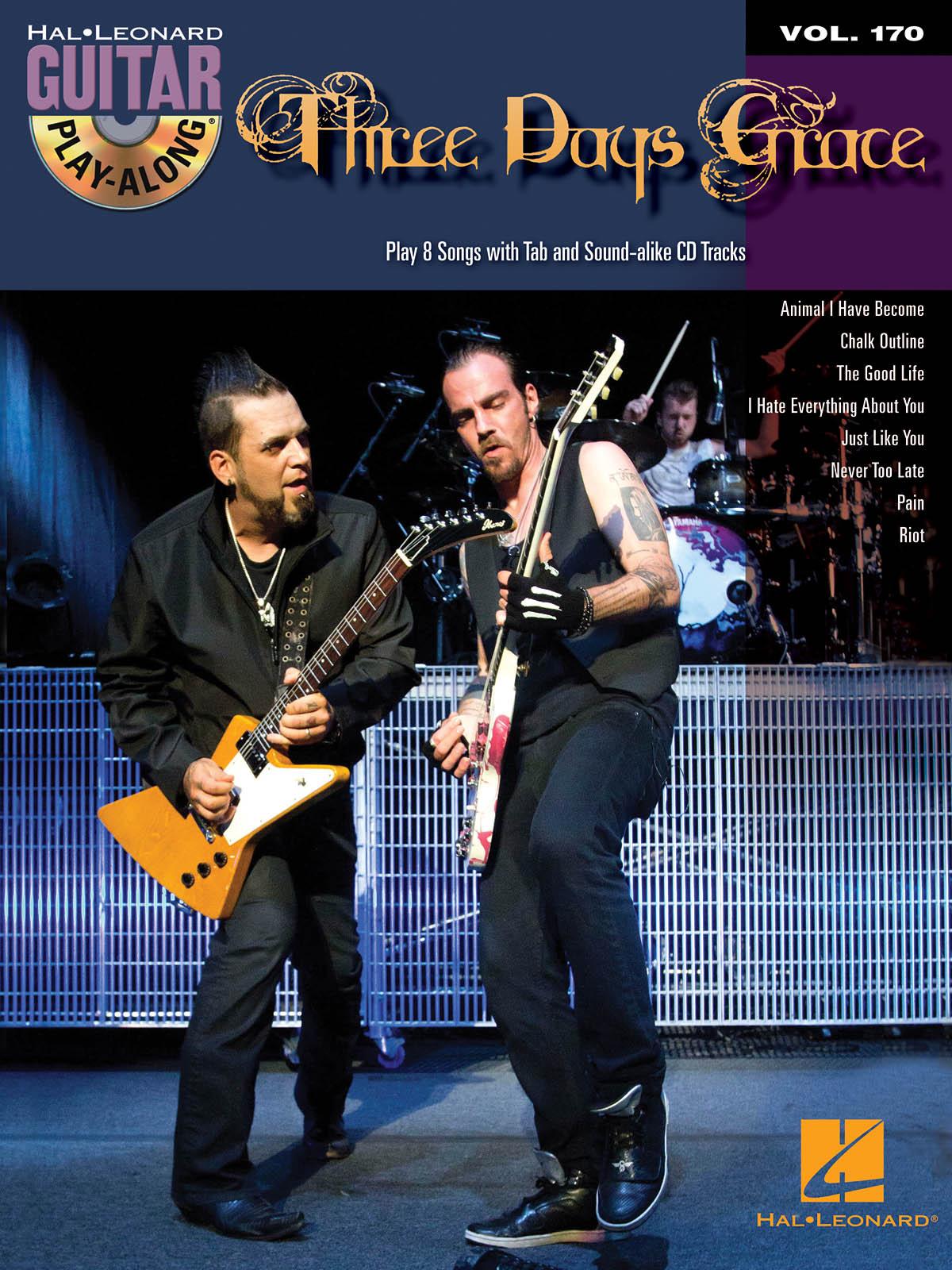 Howard Epstein: Three Days Grace: Guitar Solo: Instrumental Album