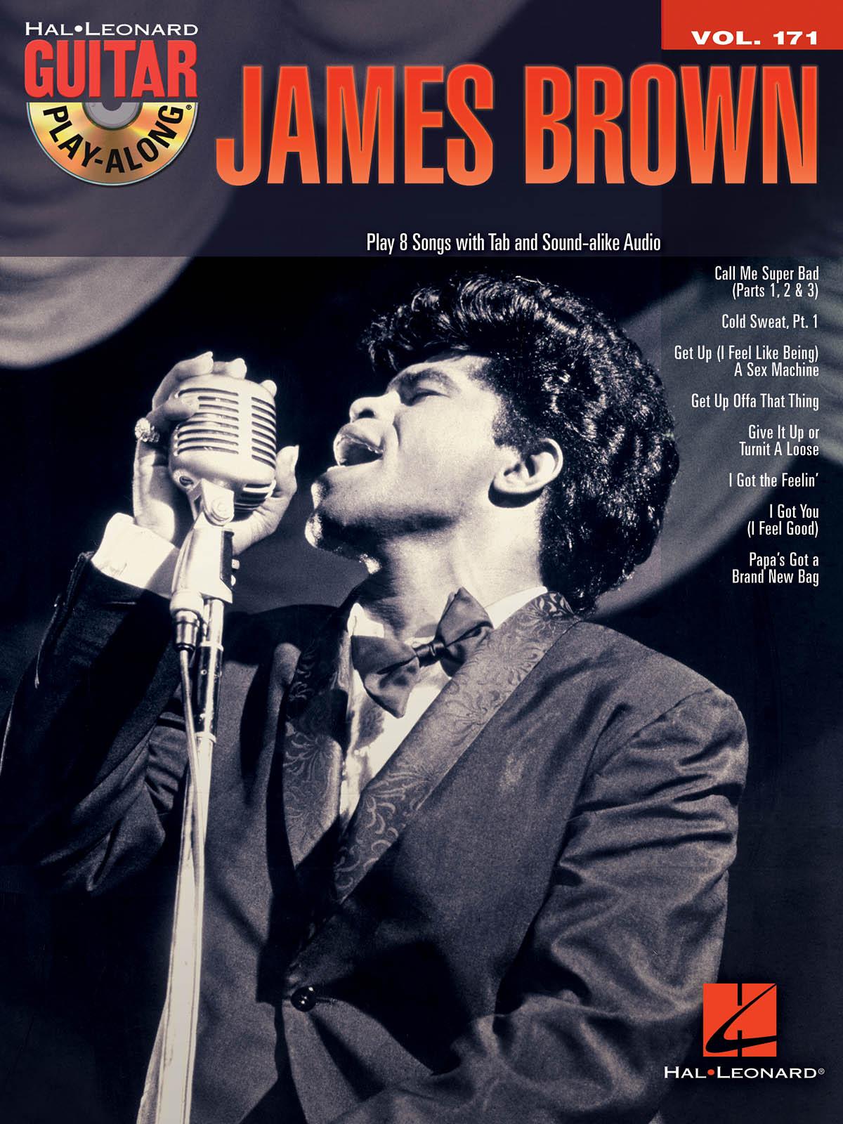James Brown: James Brown: Guitar Solo: Instrumental Album