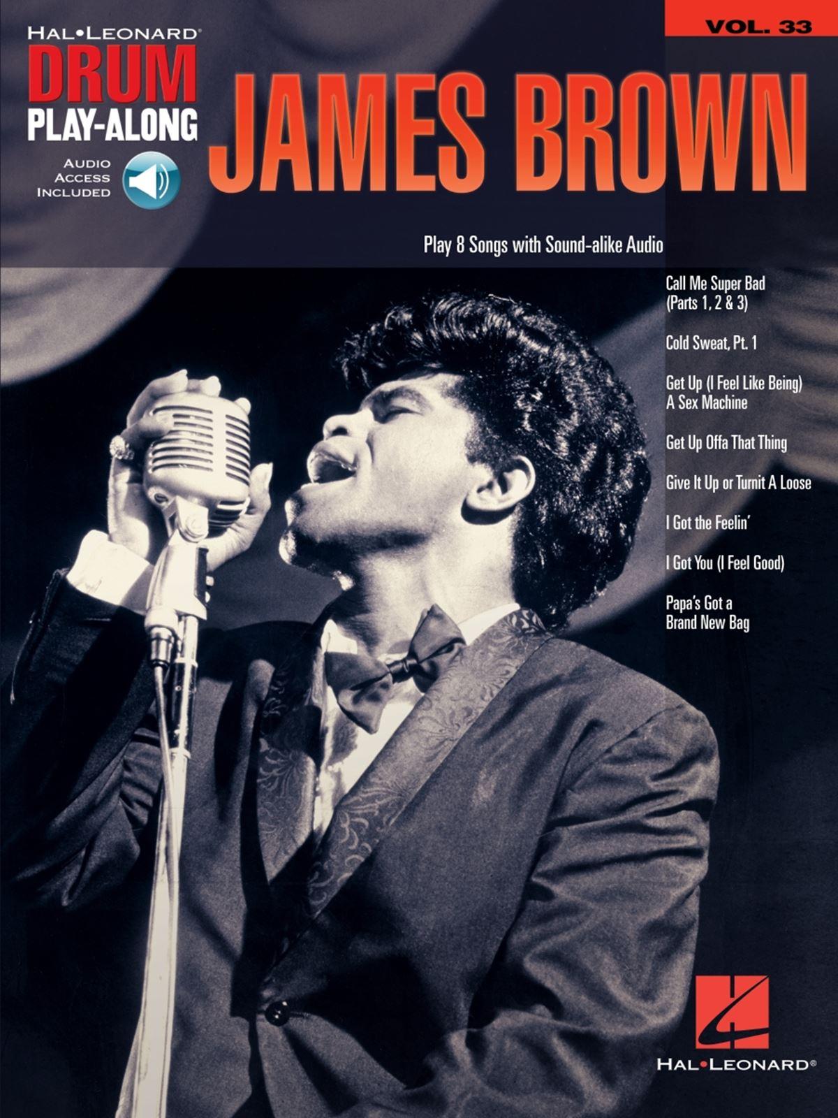James Brown: James Brown: Drums: Instrumental Album