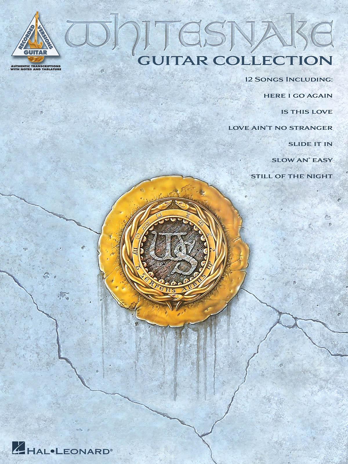 Whitesnake: Whitesnake Guitar Collection: Guitar Solo: Artist Songbook