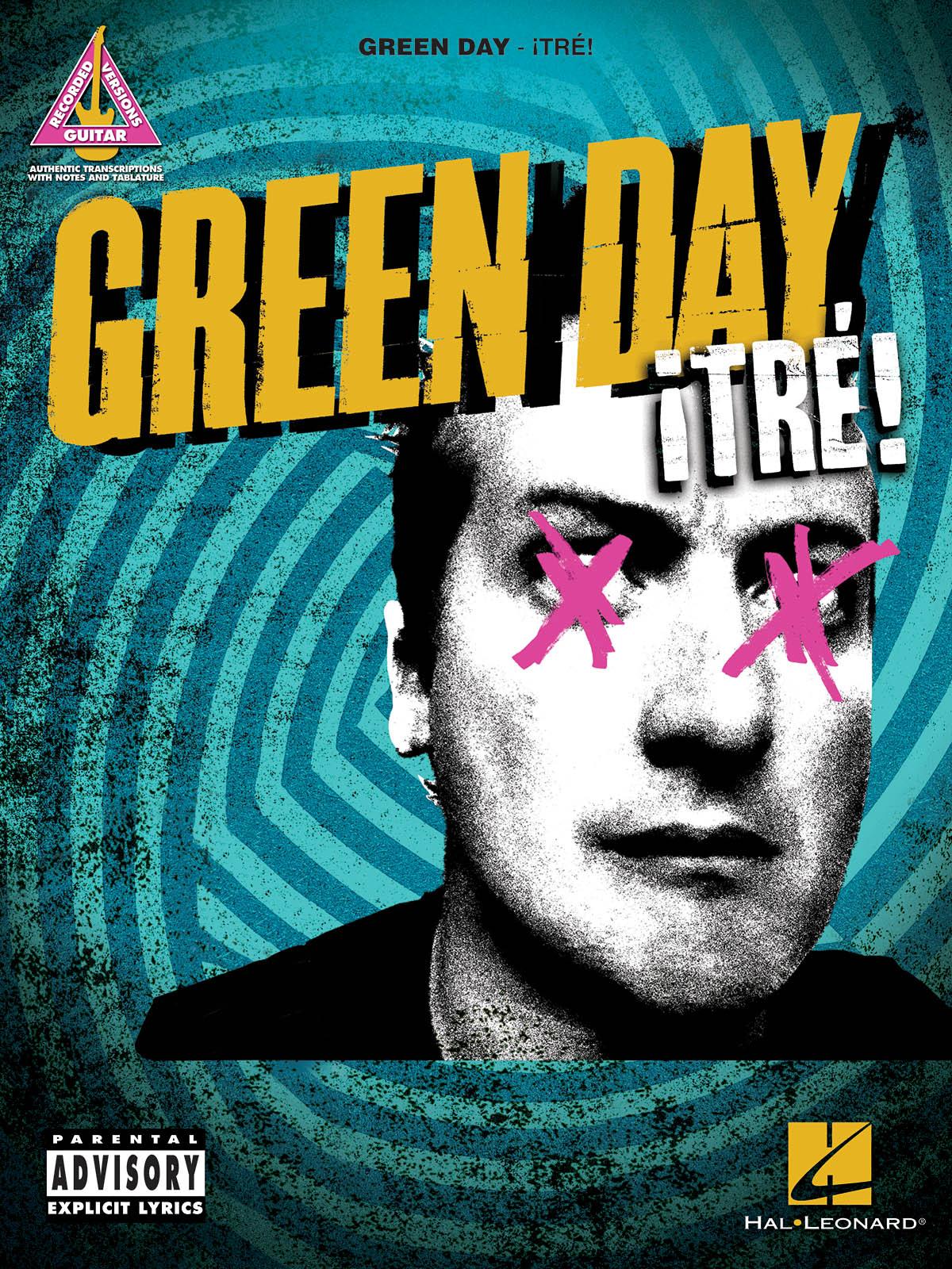 Green Day: Green Day: íTré!: Guitar Solo: Album Songbook