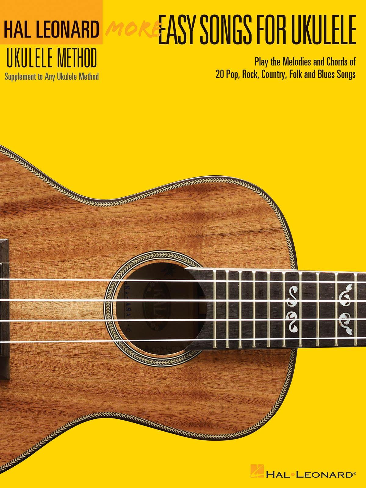 More Easy Songs for Ukulele: Ukulele: Mixed Songbook