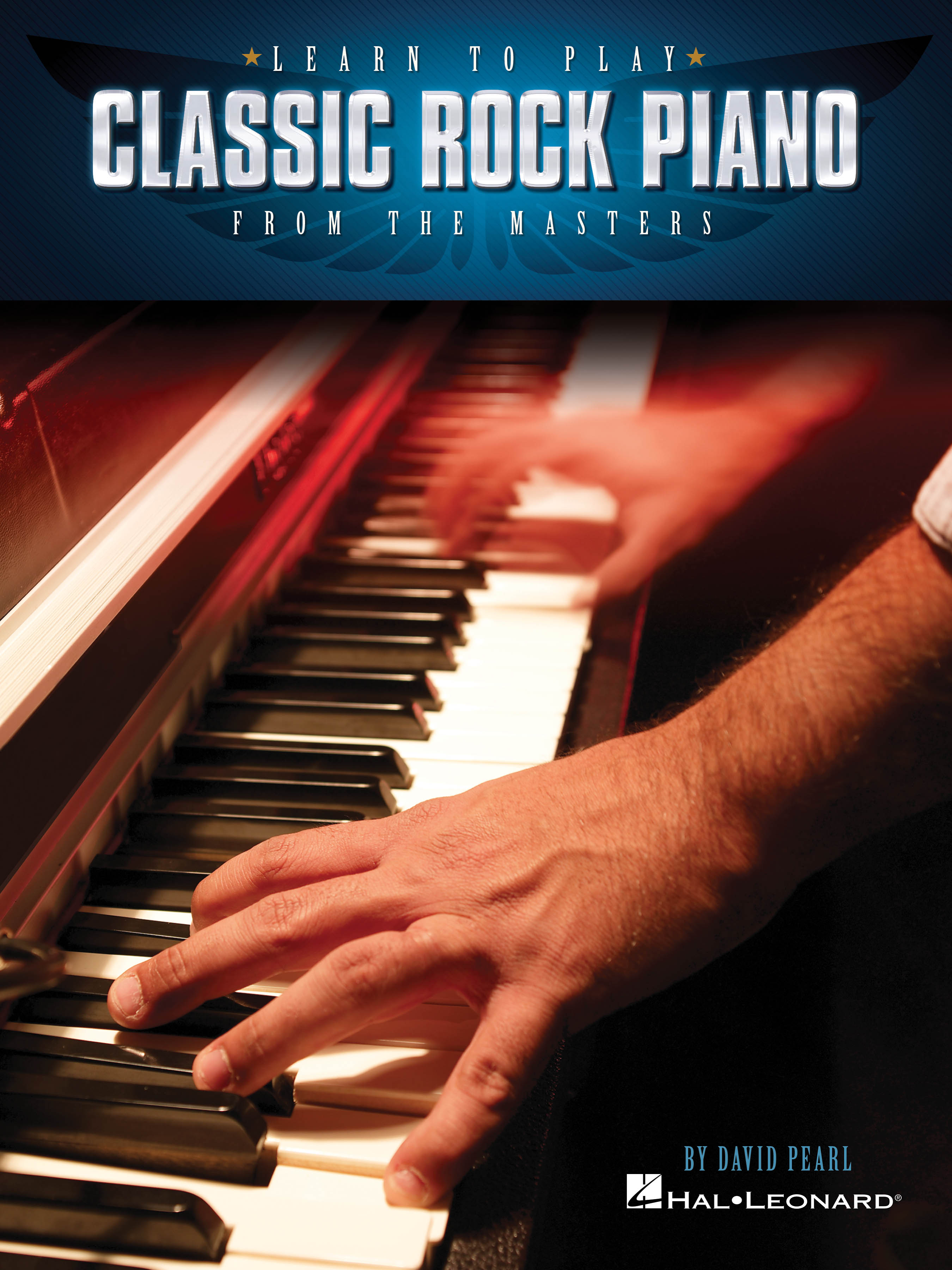 Learn to Play Classic Rock Piano from the Masters: Piano: Instrumental Tutor