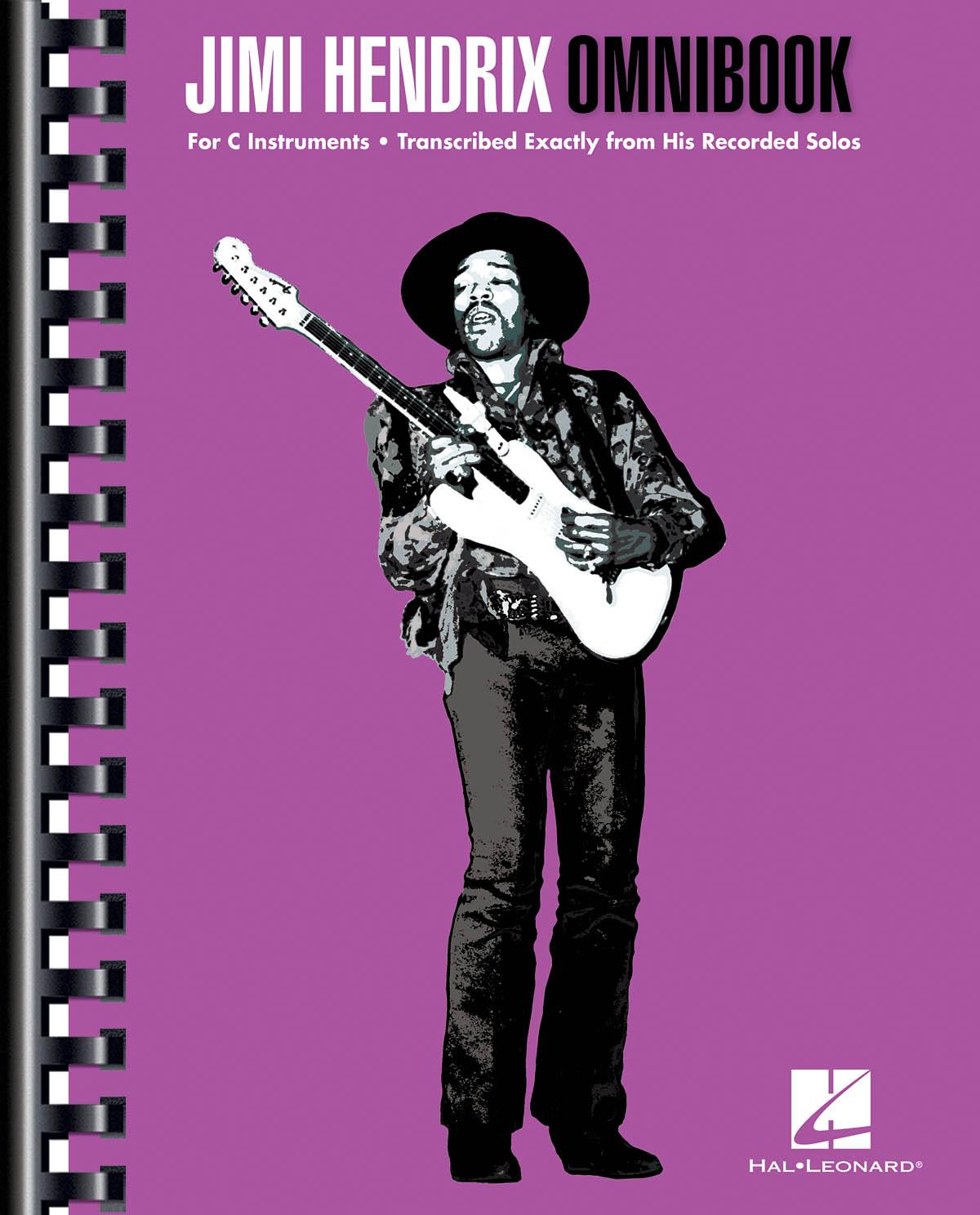 Jimi Hendrix: Jimi Hendrix Omnibook: Guitar Solo: Instrumental Album