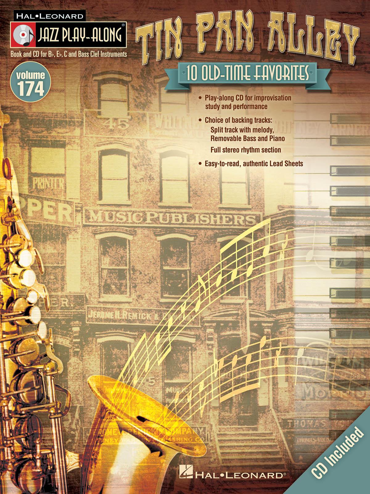 Tin Pan Alley: Jazz Ensemble: Instrumental Album