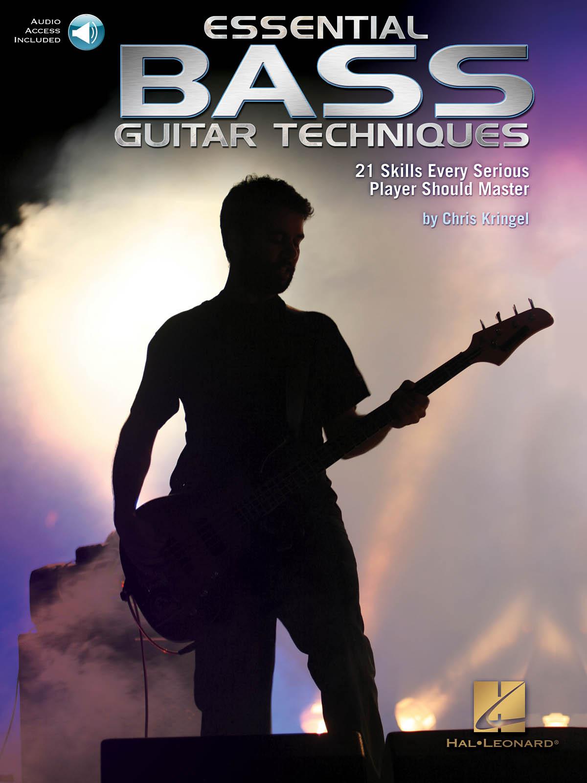 Essential Bass Guitar Techniques: Bass Guitar Solo: Instrumental Tutor