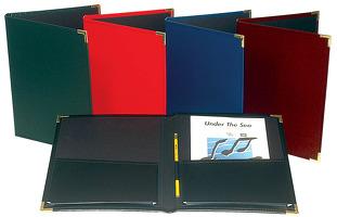 Choral Rehearsal Folder: Folder