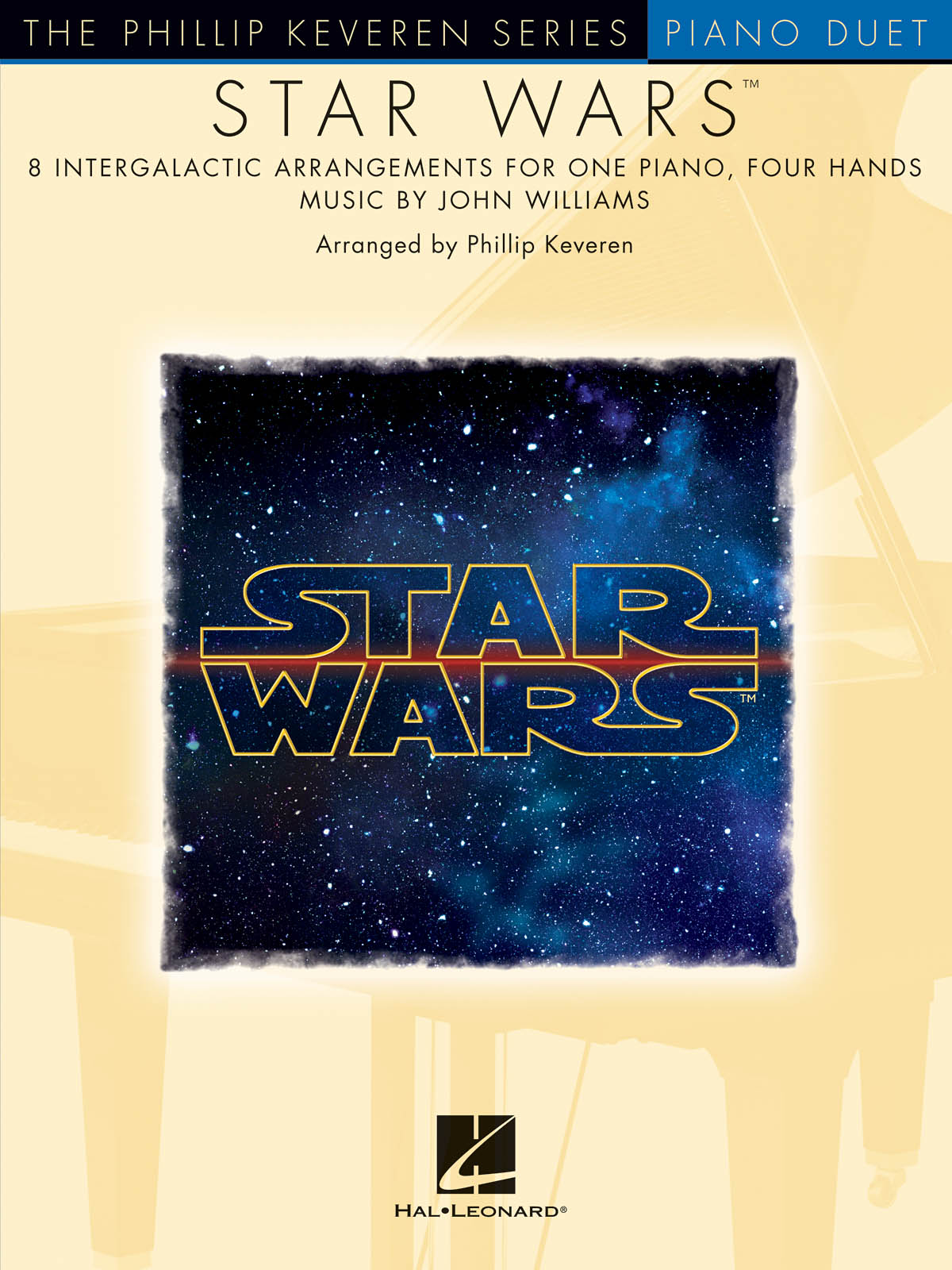 John Williams: Star Wars (Piano Duet): Piano 4 Hands: Instrumental Work