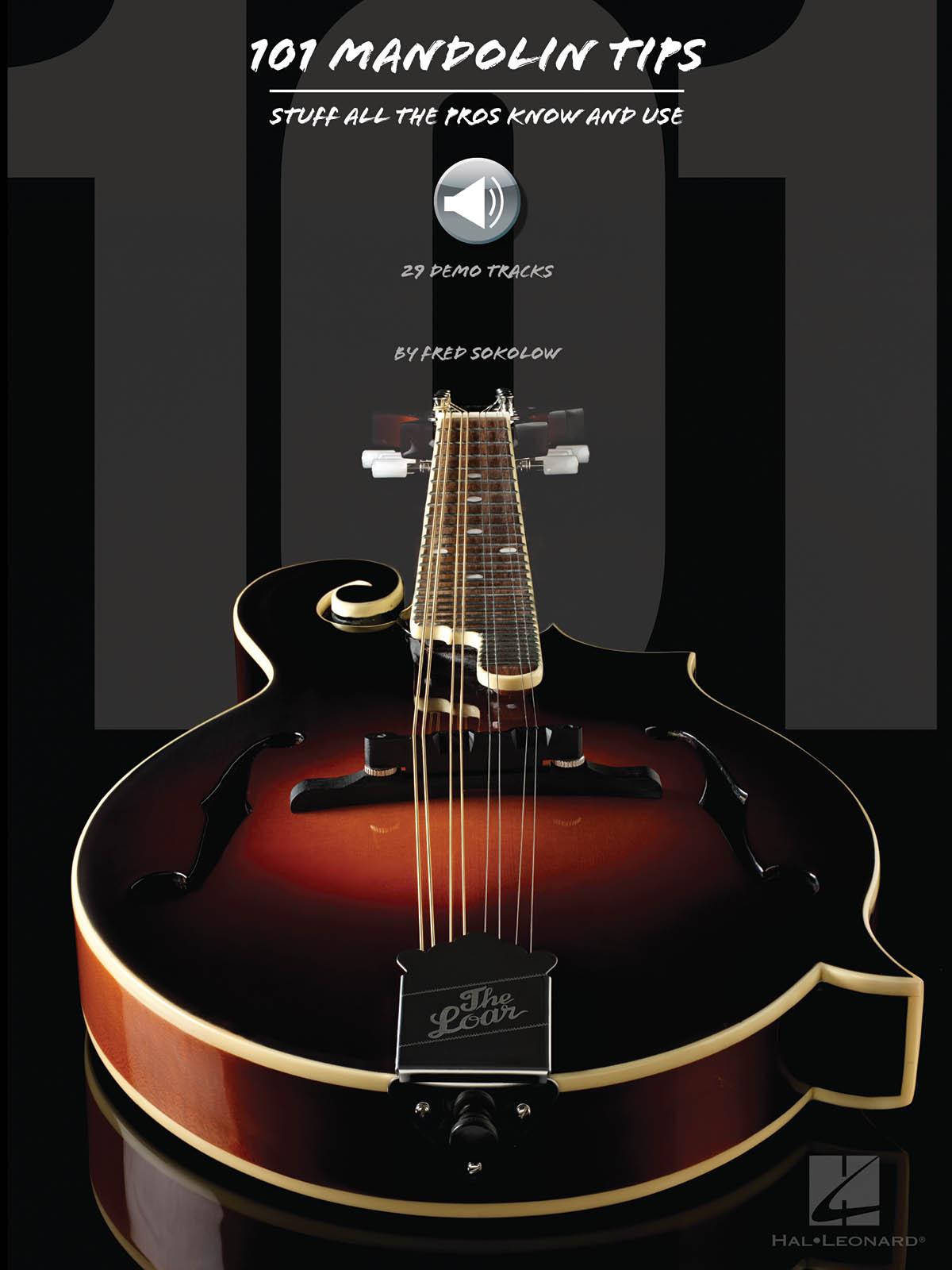 101 Mandolin Tips: Mandolin: Instrumental Tutor