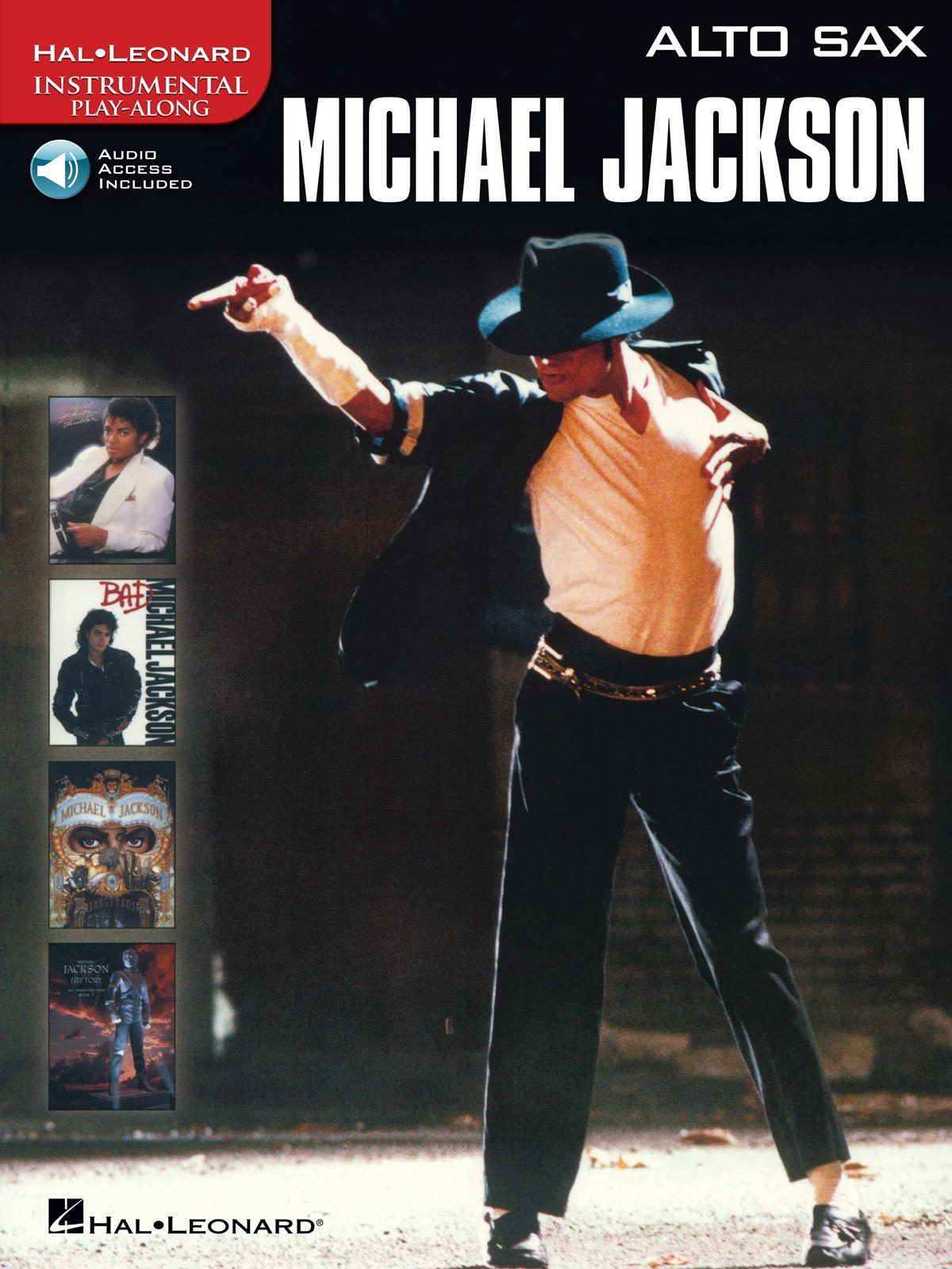 Michael Jackson: Michael Jackson Instrumental Solos Alto Sax: Alto Saxophone: