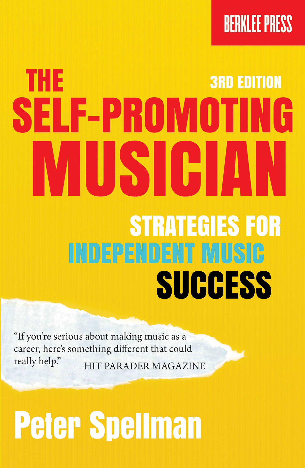 The Self-Promoting Musician: Reference Books: Reference