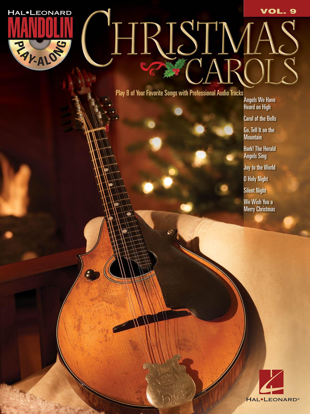 Christmas Carols: Mandolin: Mixed Songbook