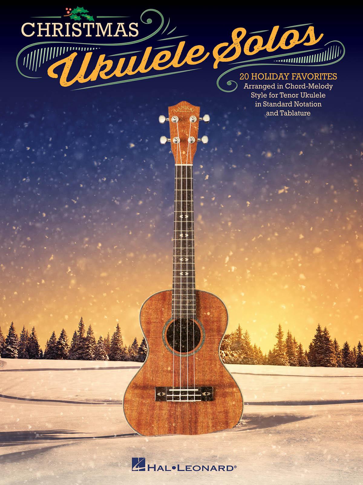 Christmas Ukulele Solos: Ukulele: Instrumental Album