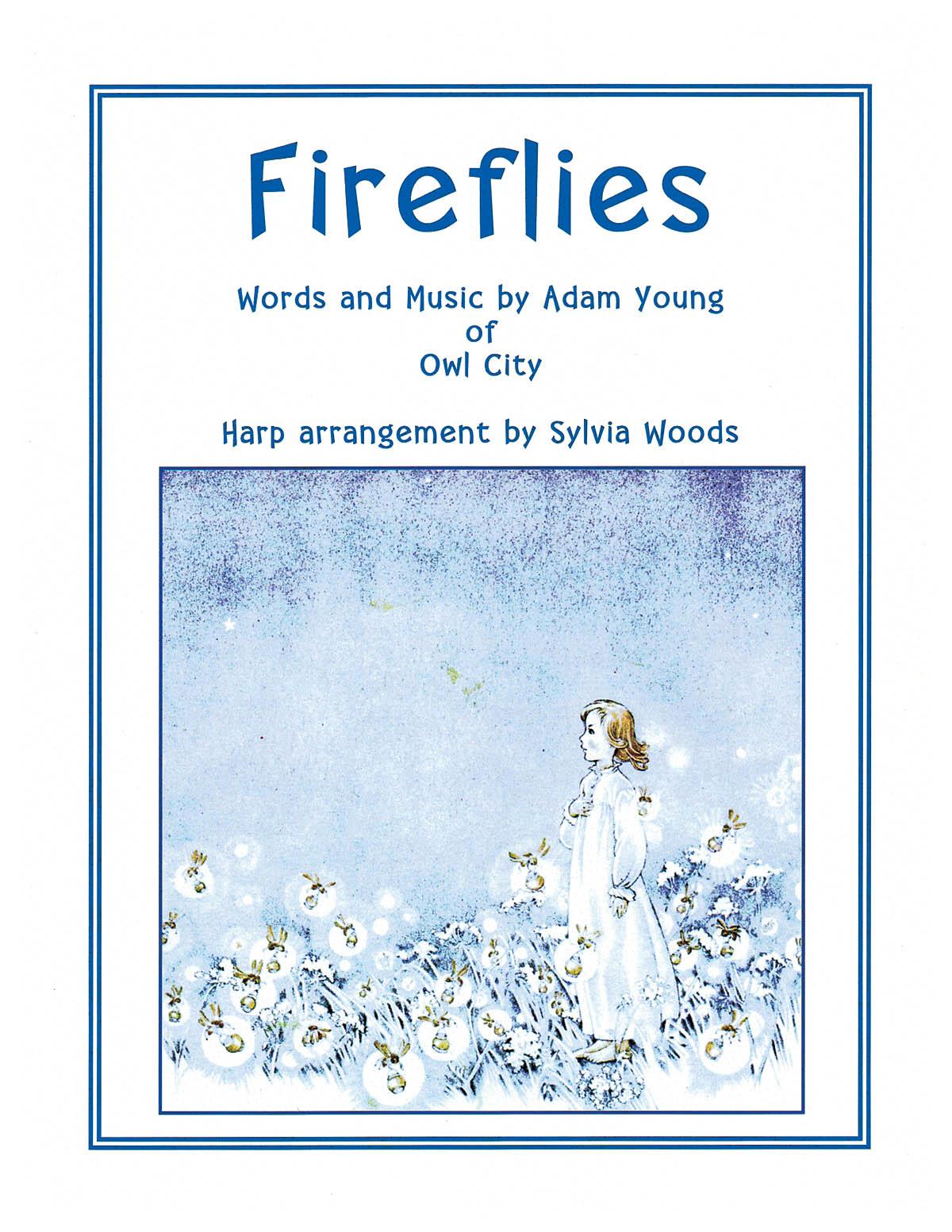 Owl City: Fireflies: Harp Solo: Instrumental Album