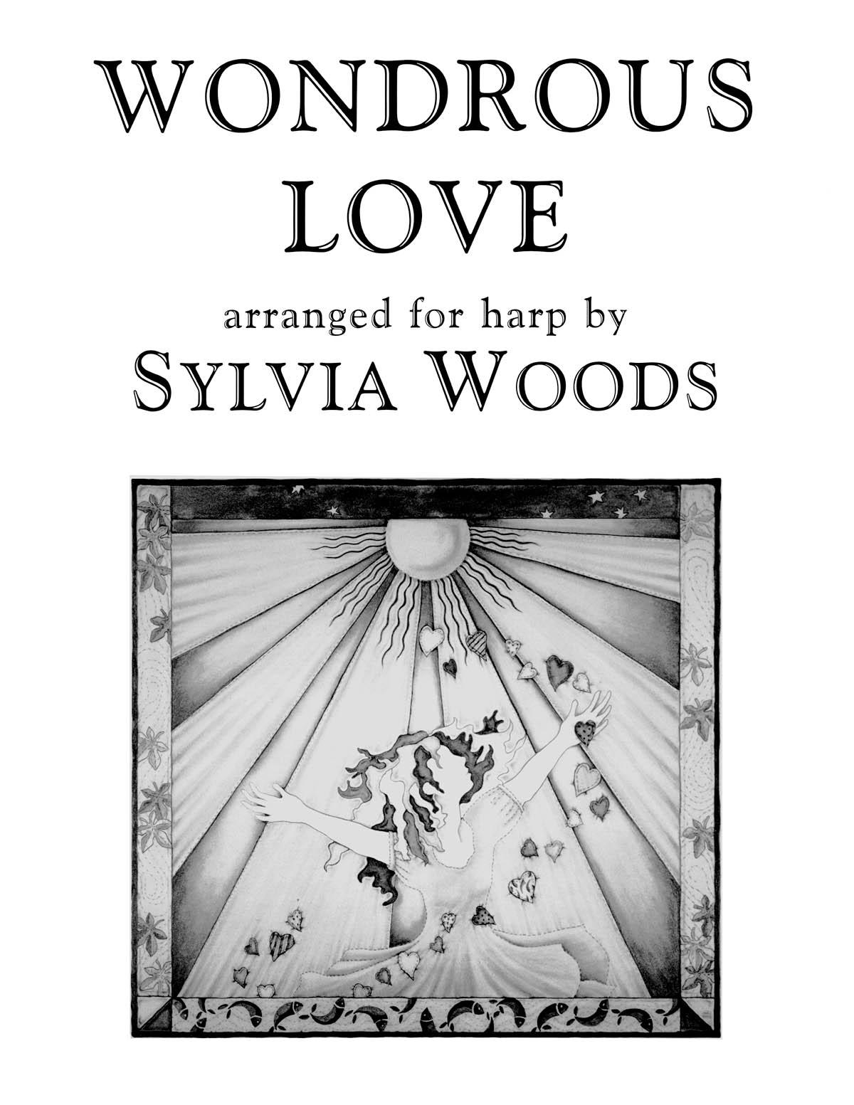 Wondrous Love: Harp Solo: Instrumental Album