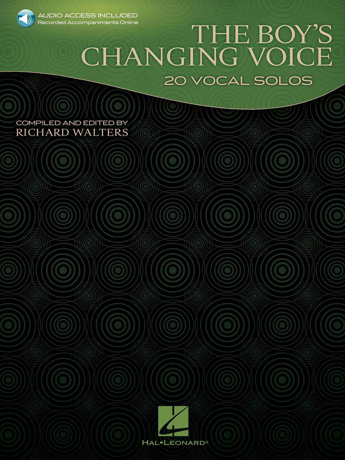 The Boy's Changing Voice: 20 Vocal Solos: Voice: Vocal Album