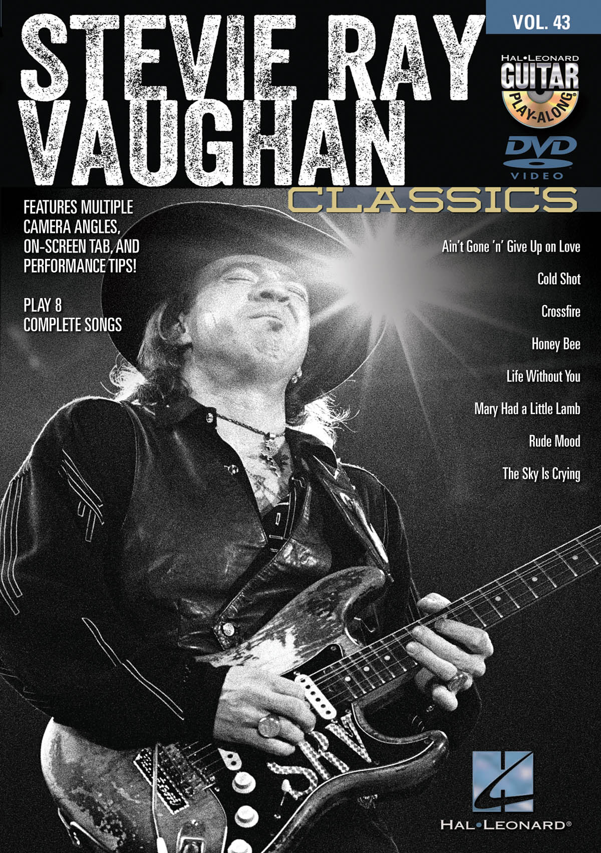Stevie Ray Vaughan: Stevie Ray Vaughan Classics: Guitar Solo: Artist Songbook