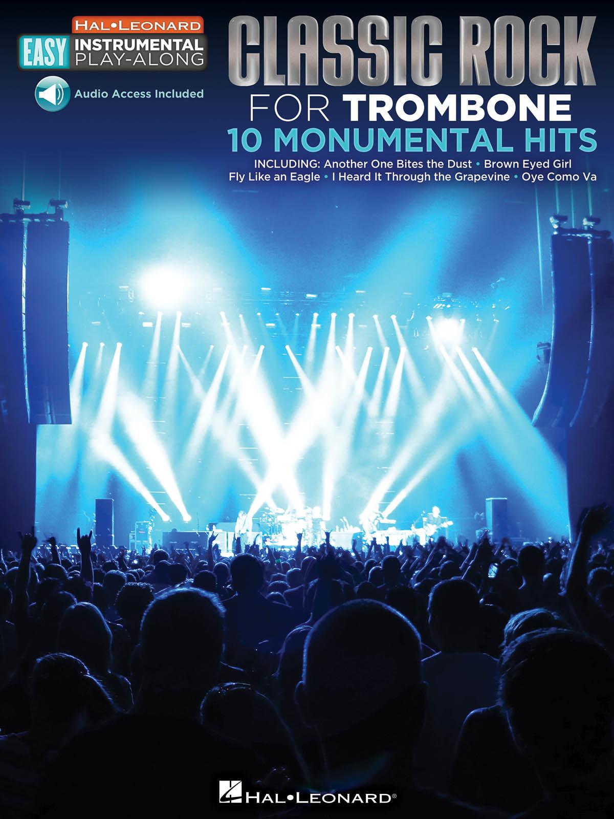 Easy Instrumental Play Along: Classic Rock: Trombone Solo: Instrumental Album