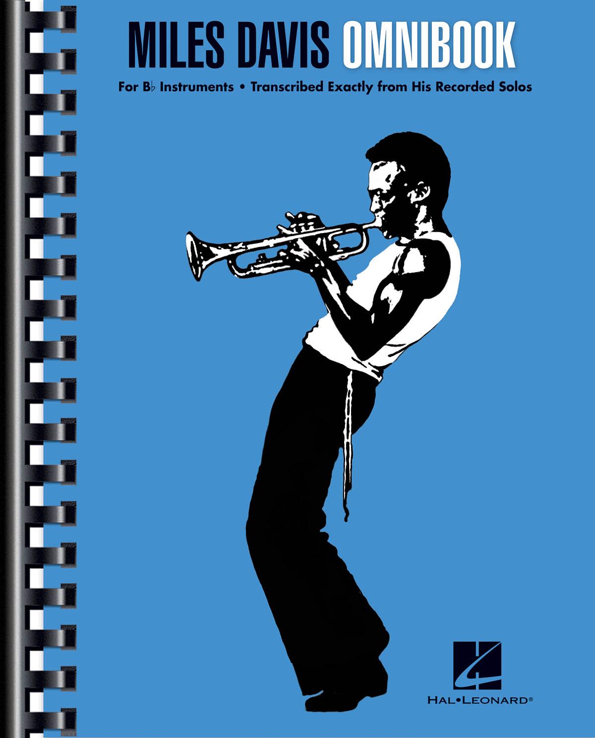 Miles Davis: Miles Davis Omnibook: B-Flat Instrument: Instrumental Album