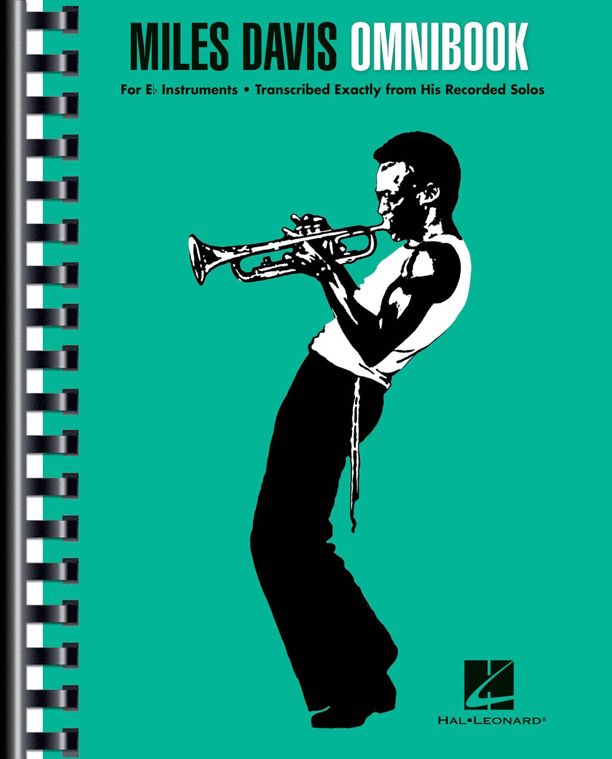 Miles Davis: Miles Davis Omnibook: E Flat Instrument: Instrumental Album