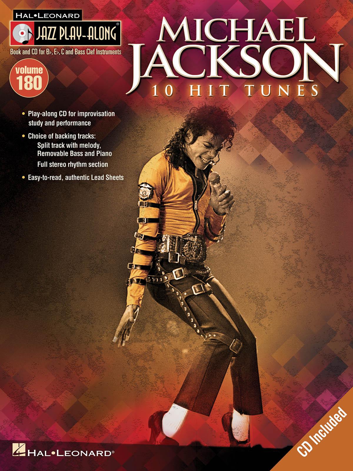 Michael Jackson: Michael Jackson - 10 Hit Tunes: Jazz Ensemble: Instrumental