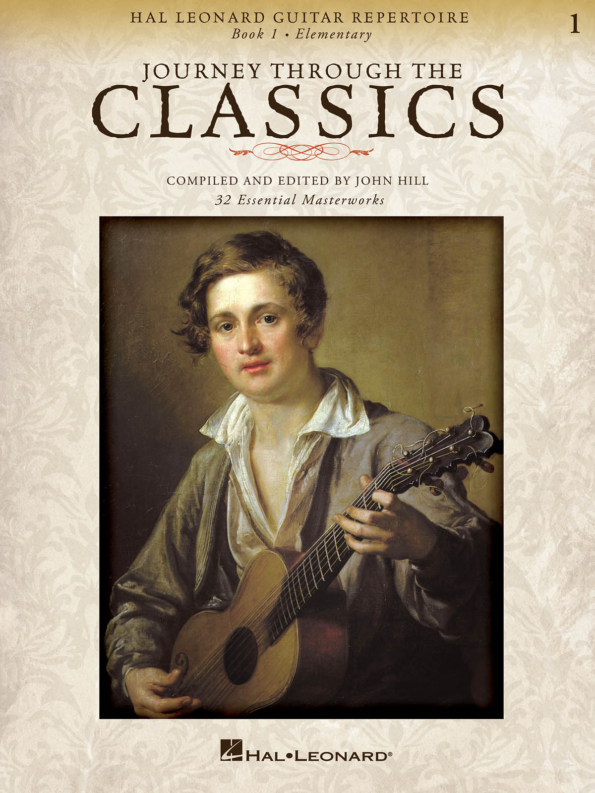 Journey Through the Classics: Book 1: Guitar Solo: Instrumental Album