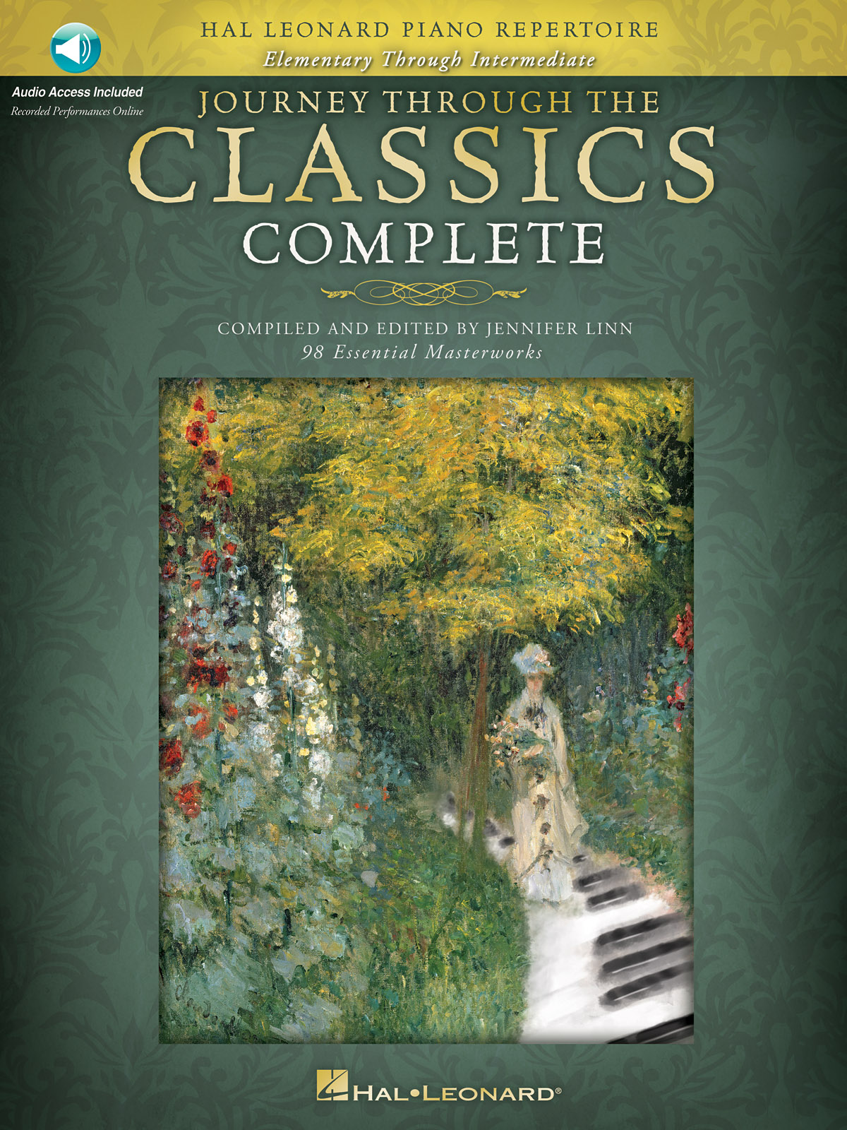 Journey Through The Classics Complete: Piano: Instrumental Album