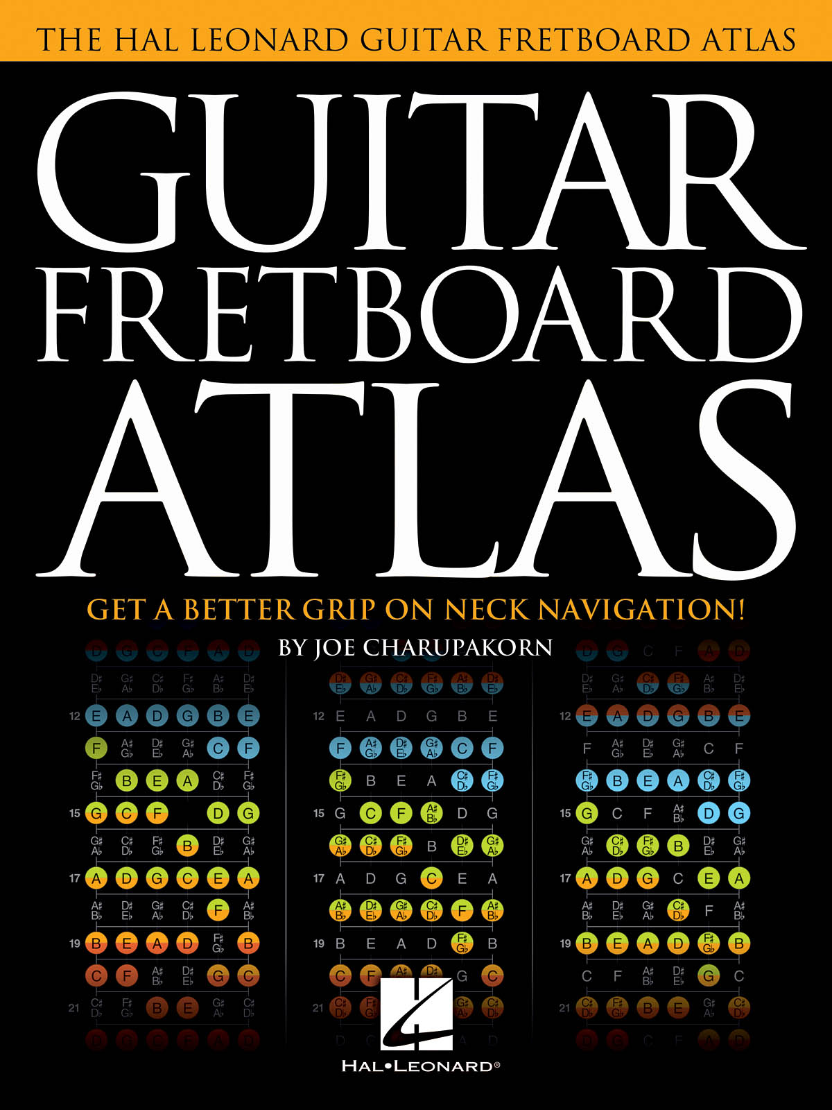 Guitar Fretboard Atlas: Guitar Solo: Instrumental Tutor