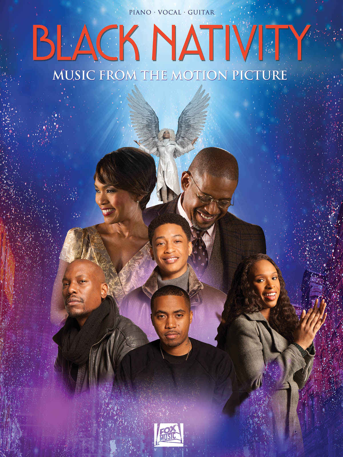 Black Nativity: Piano  Vocal  Guitar: Mixed Songbook