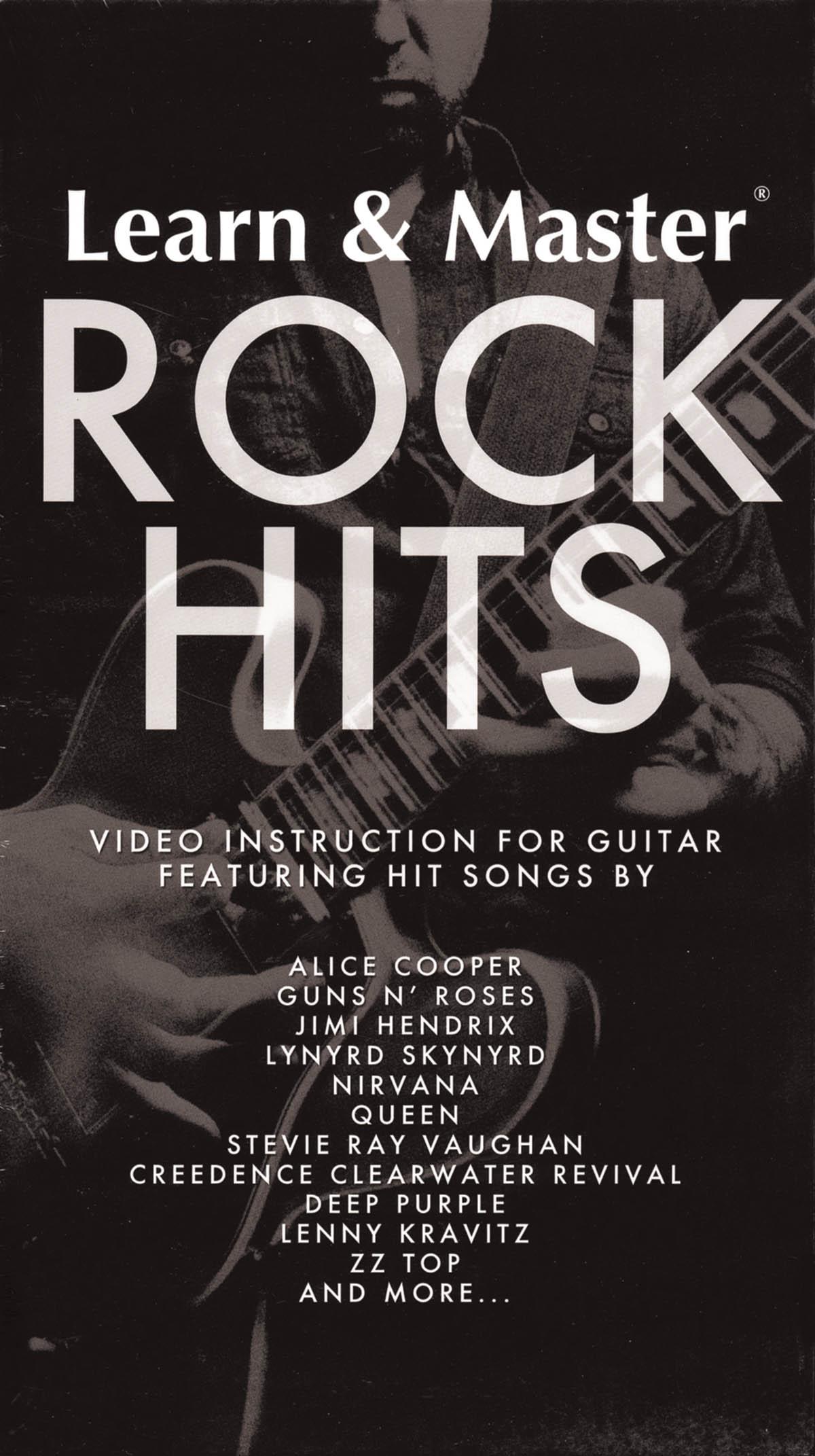Learn & Master Rock Hits: Guitar Solo: Instrumental Album