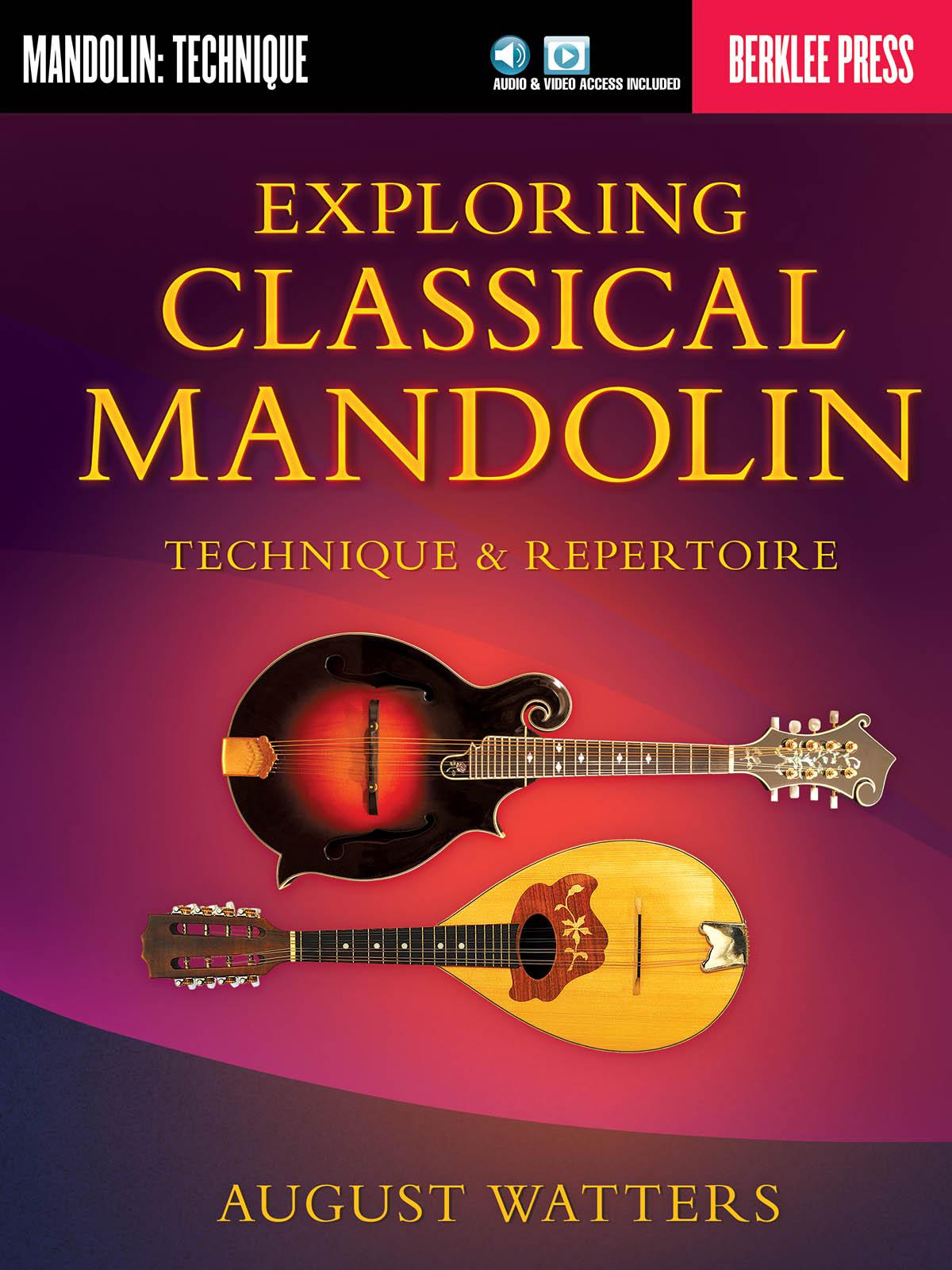 Exploring Classical Mandolin: Mandolin: Instrumental Tutor