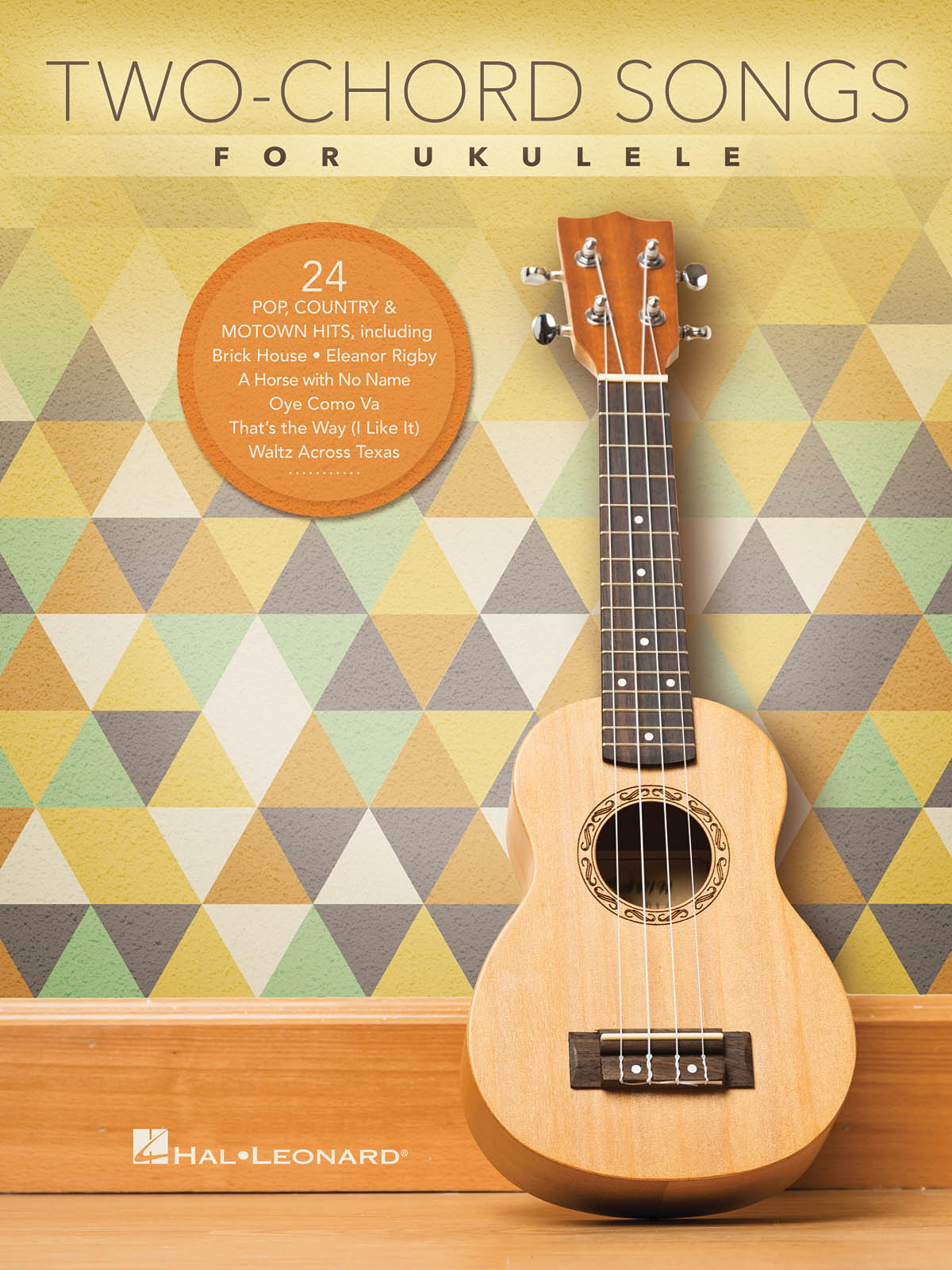 Two-chord songs for ukulele: Ukulele Solo: Instrumental Album