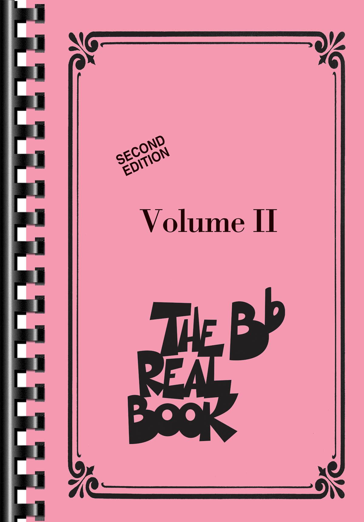 The Real Book - Volume II - Mini Edition: TC/BC Instrument: Instrumental Album