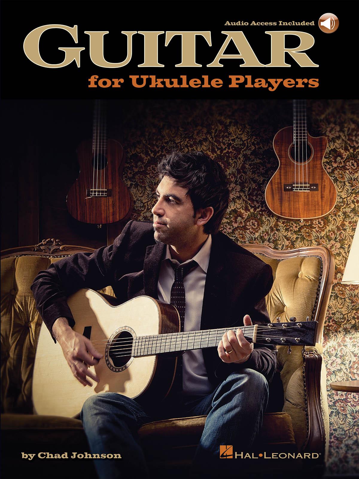 Guitar for Ukulele Players: Guitar Solo: Instrumental Tutor