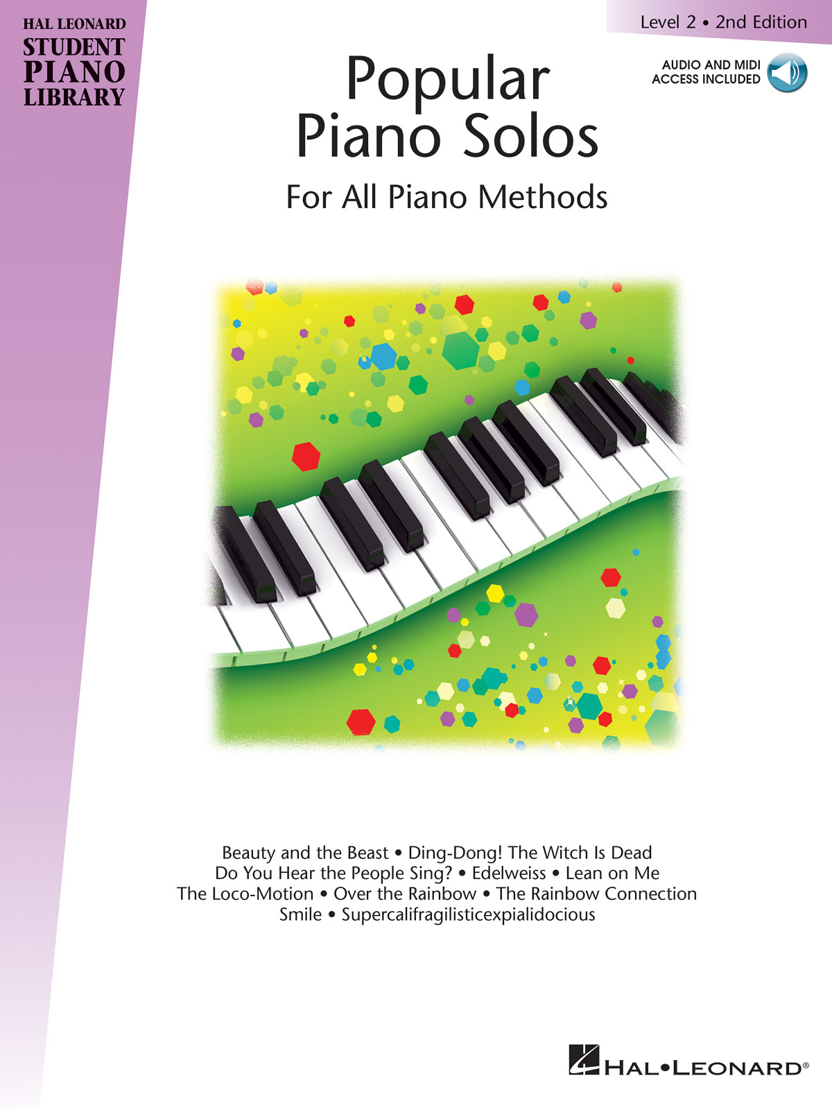 Popular Piano Solos 2nd Edition - Level 2: Piano: Instrumental Album
