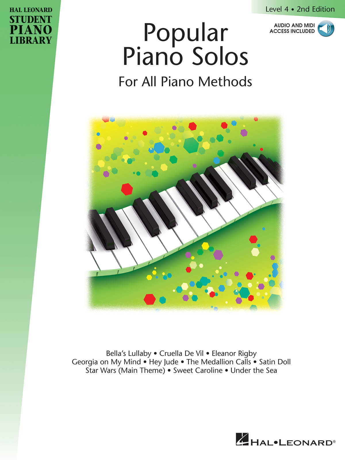 Popular Piano Solos 2nd Edition -Level 4: Piano: Instrumental Album