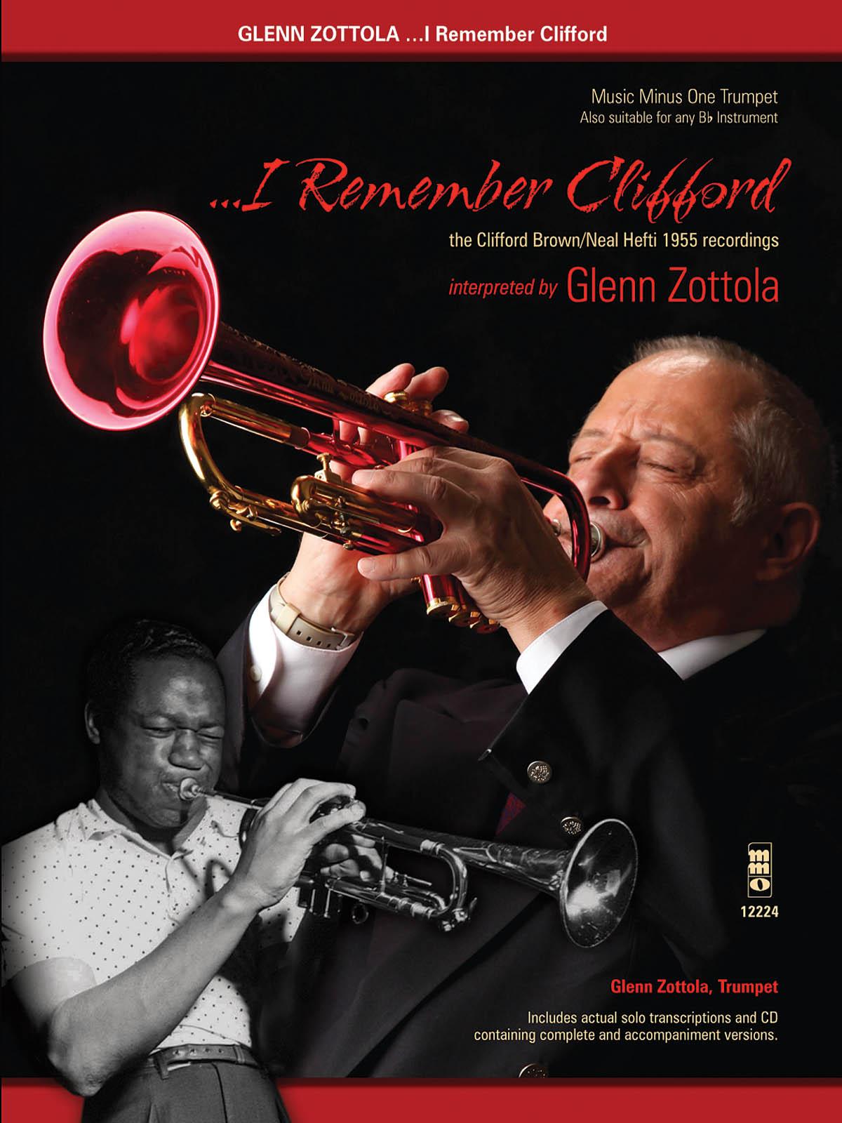 Clifford Brown Glenn Zottola: I Remember Clifford: Trumpet Solo: Instrumental